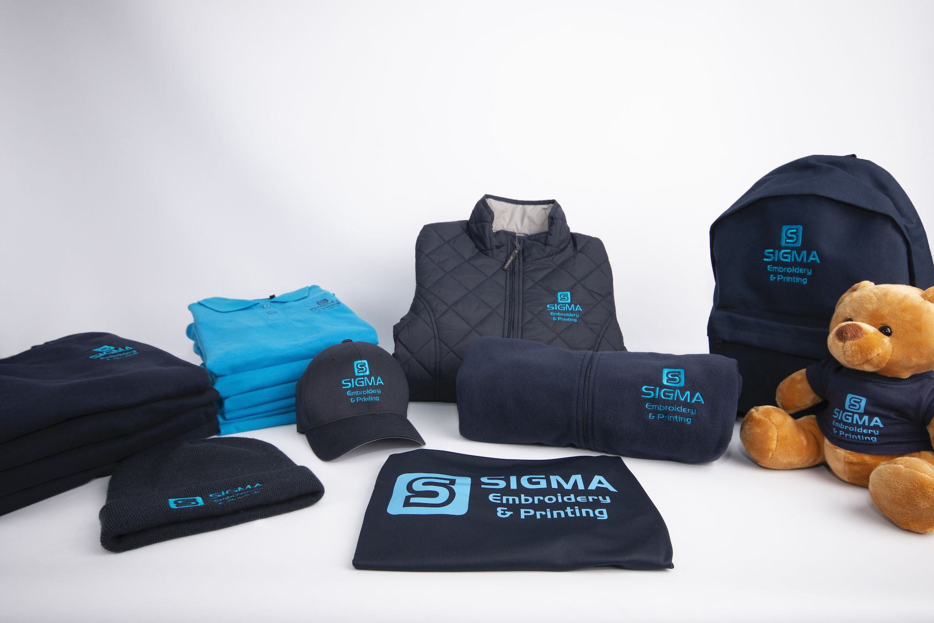 Sigma Branded clothing