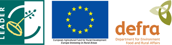 European Agricultural Fund for Rural Development Sigma Embroidery