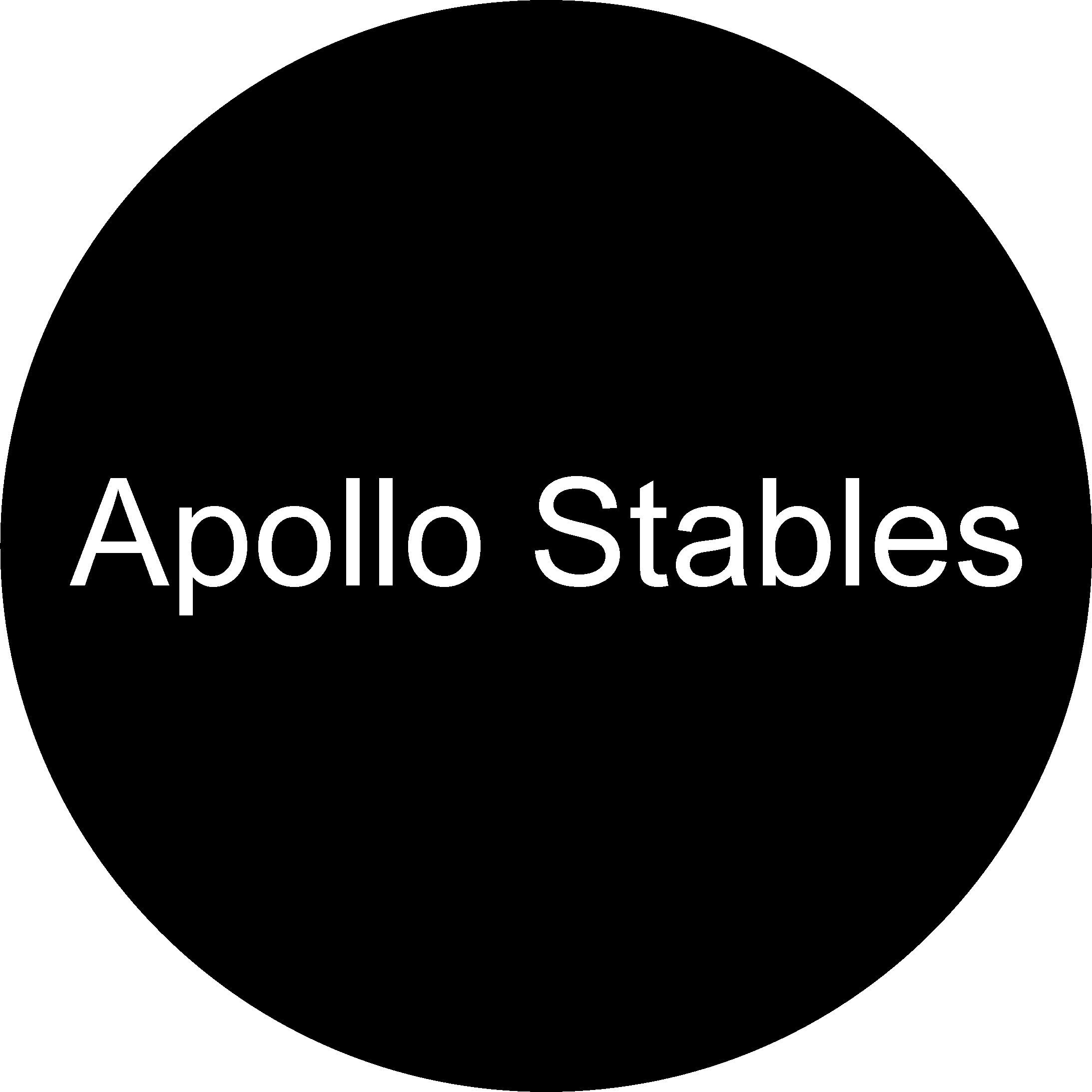 Bud Chapman- Apollo Stables