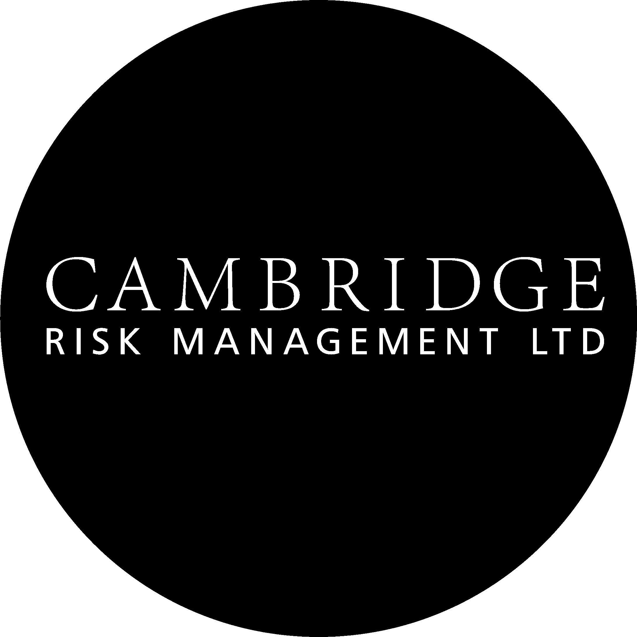 John Buckley - Cambridge Risk Management Ltd