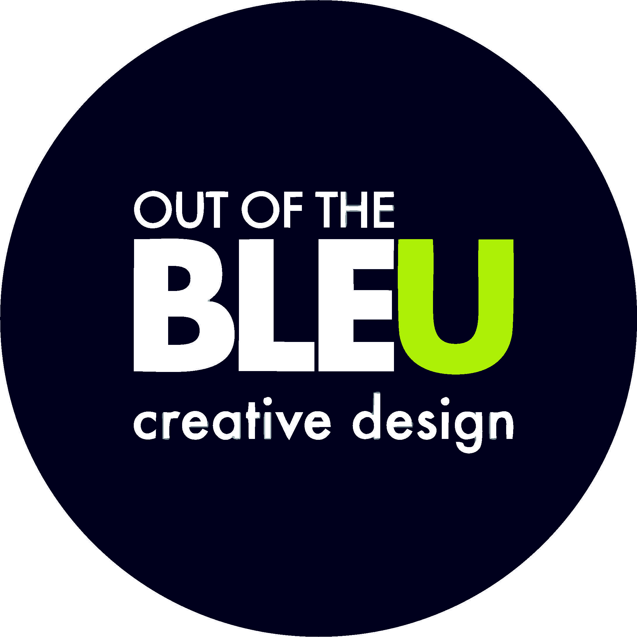 Jayne Odell - Out of the Bleu Creative Design