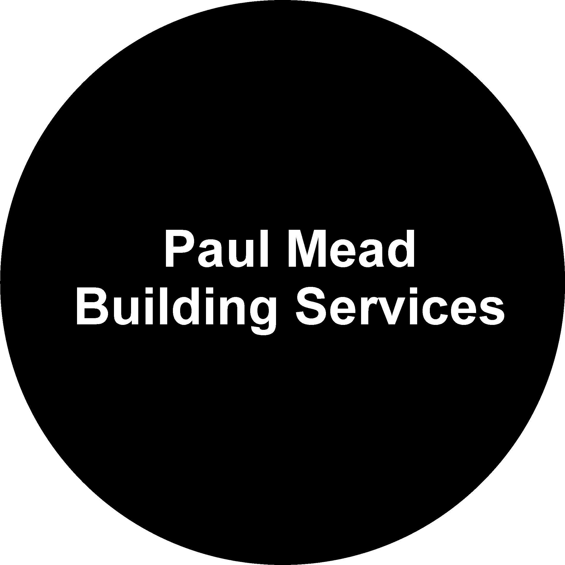 Paul Mead - Paul Mead Building Services