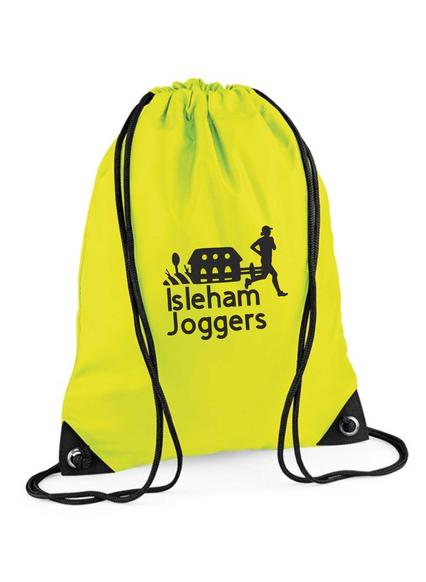 Isleham Joggers- Printed Bag