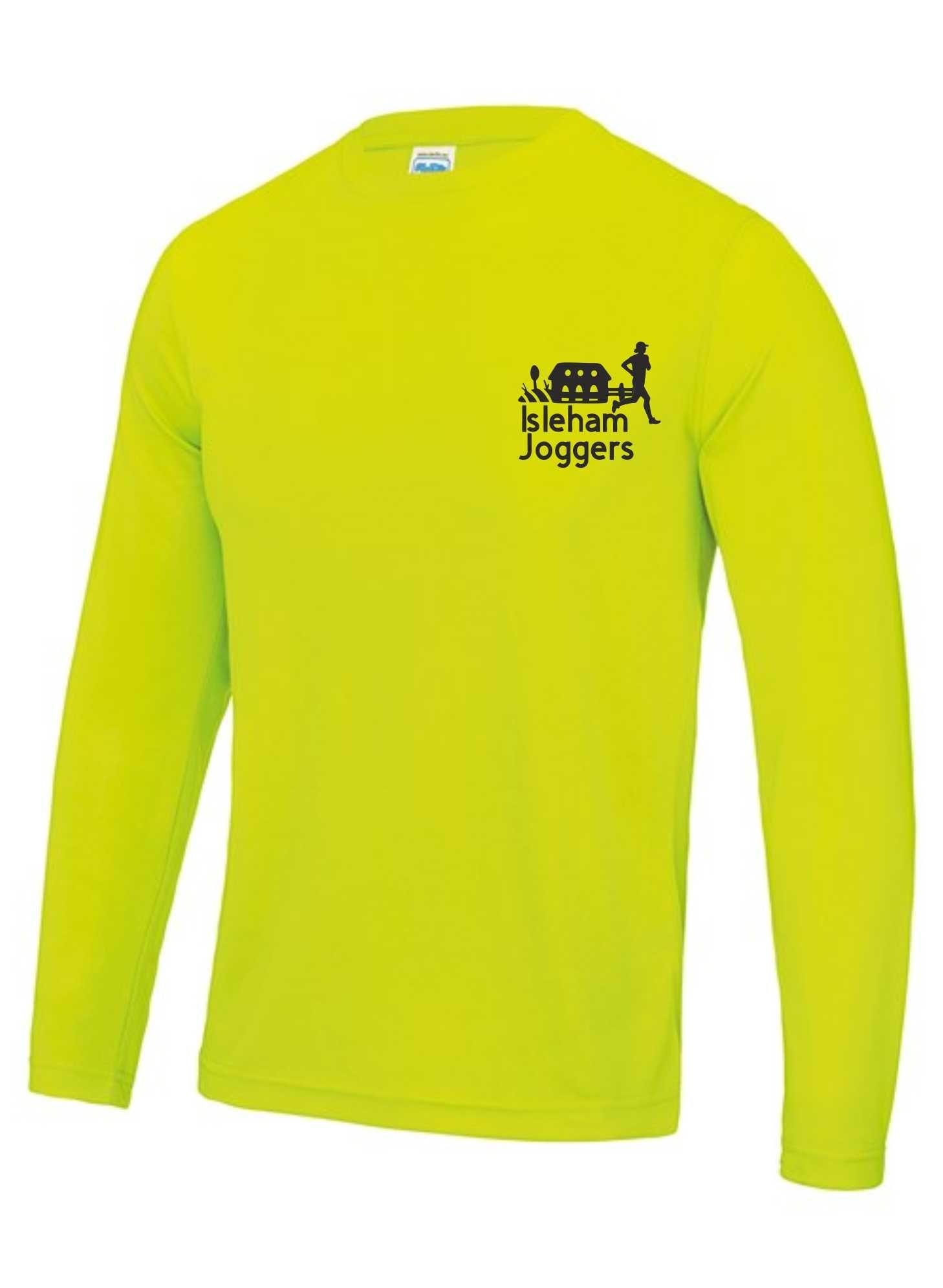 Isleham Joggers- Men's L/S T-Shirt