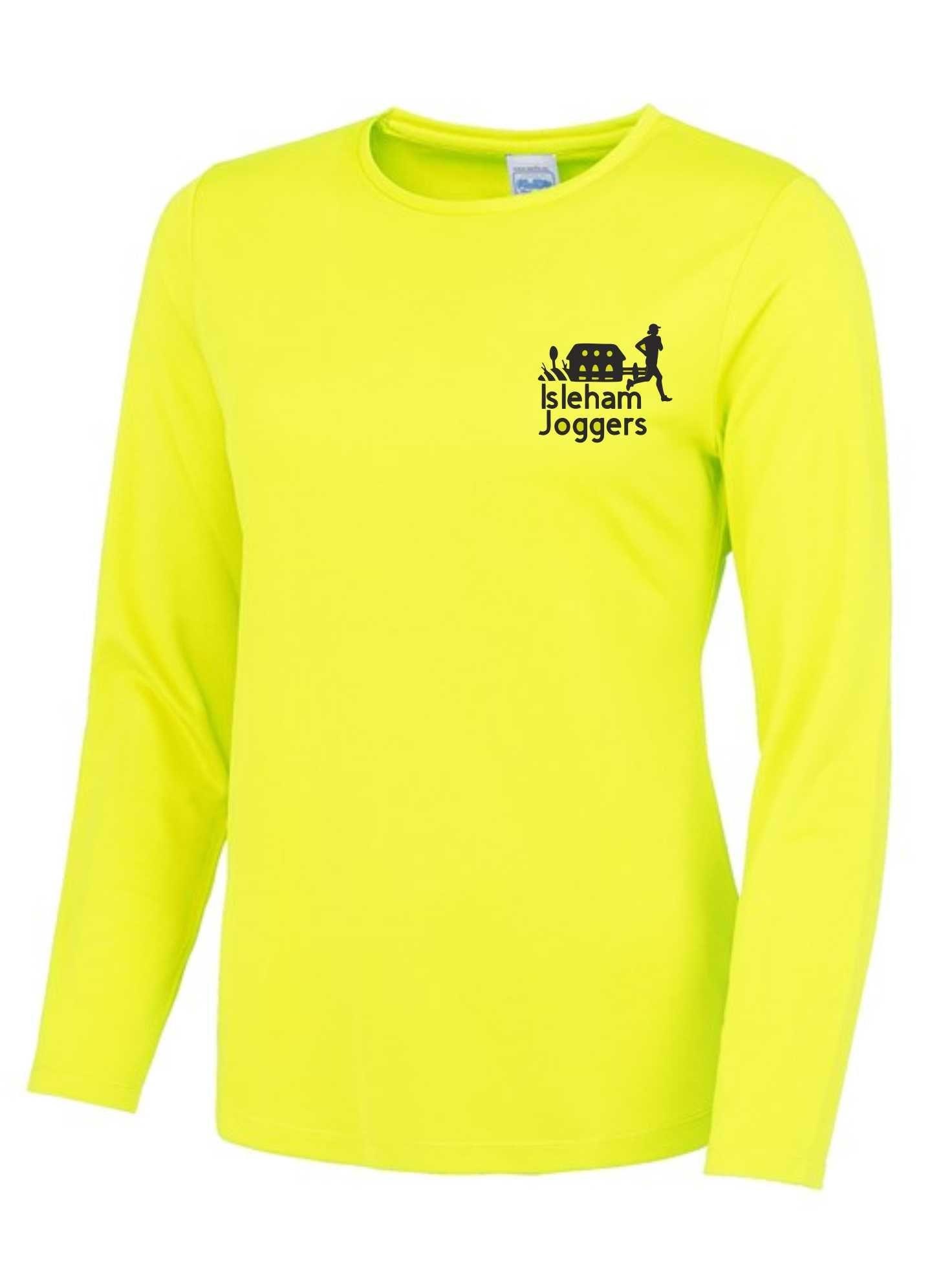 Isleham Joggers- Ladies L/S T-Shirt