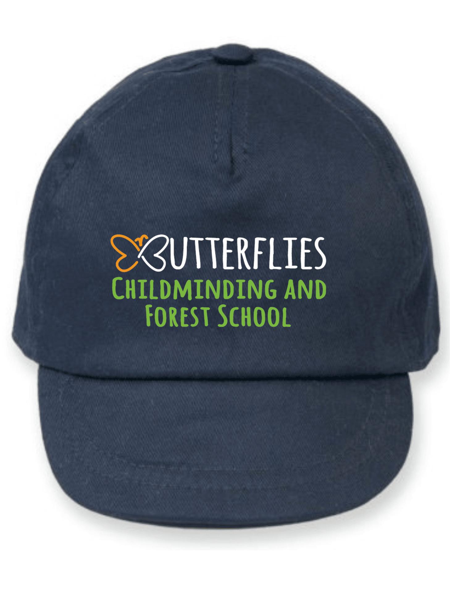 Butterflies- Baby Cap