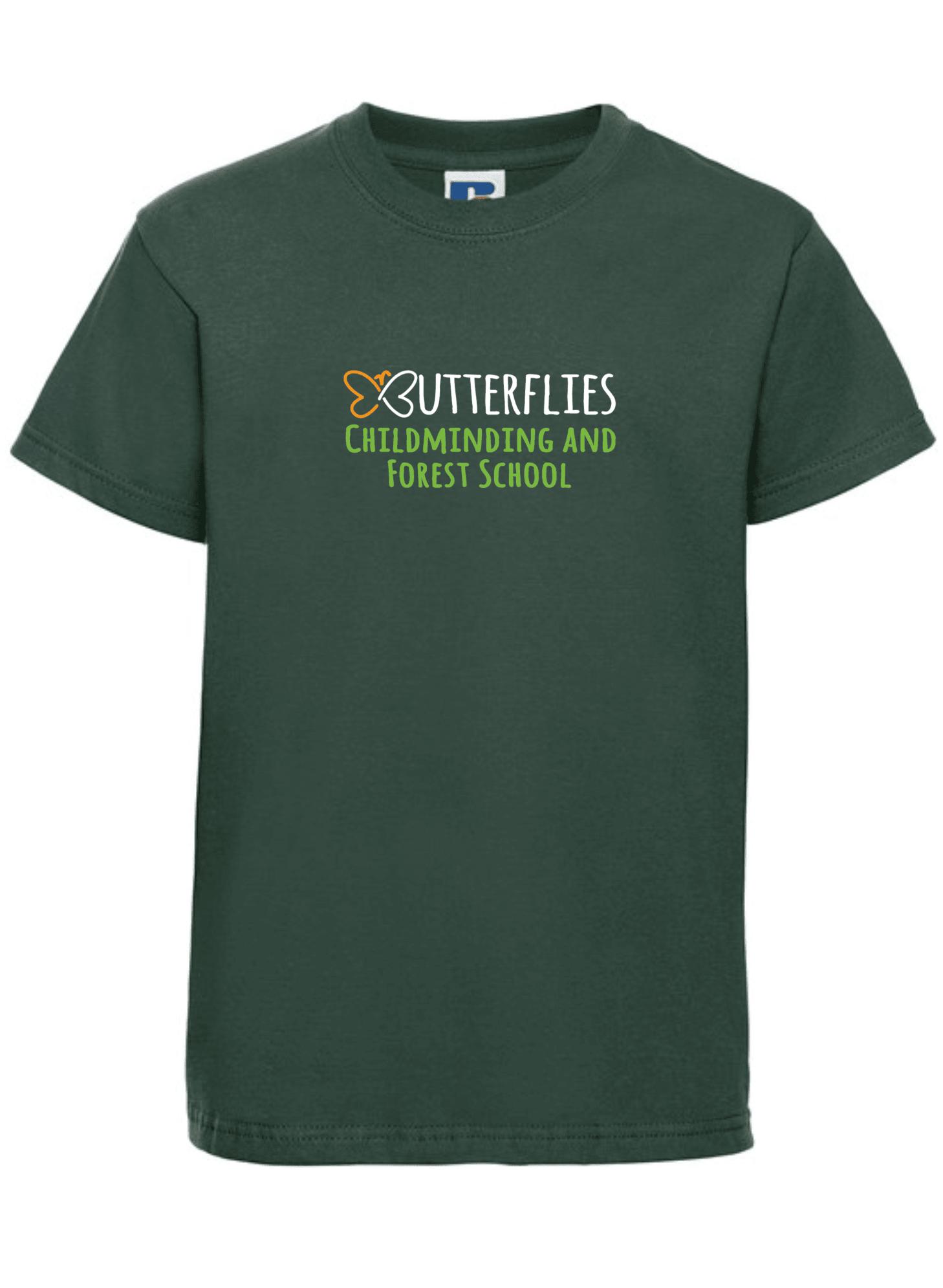Butterflies- Kids T-Shirt