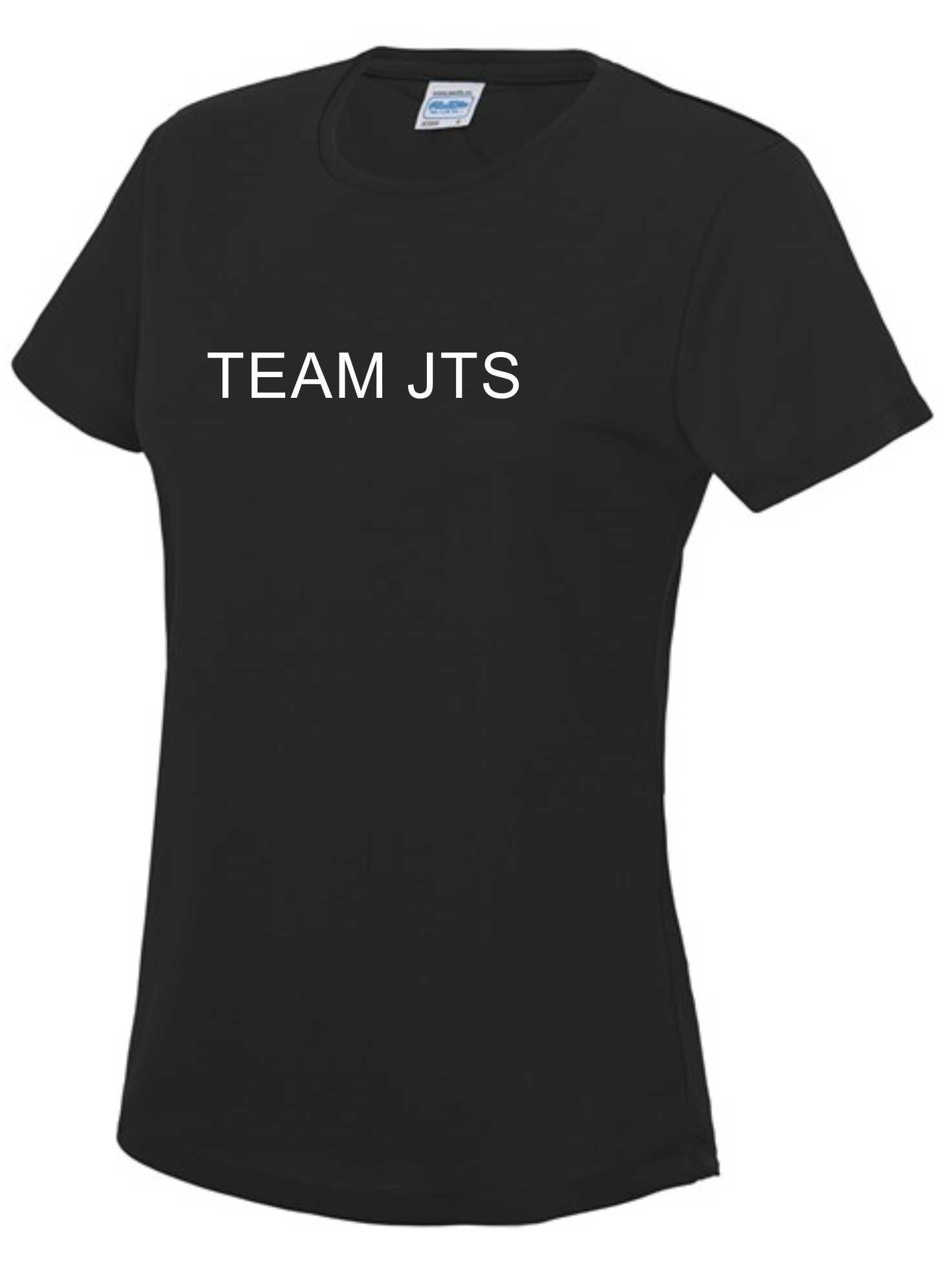 JTS Fitness- Ladies Cool Tee