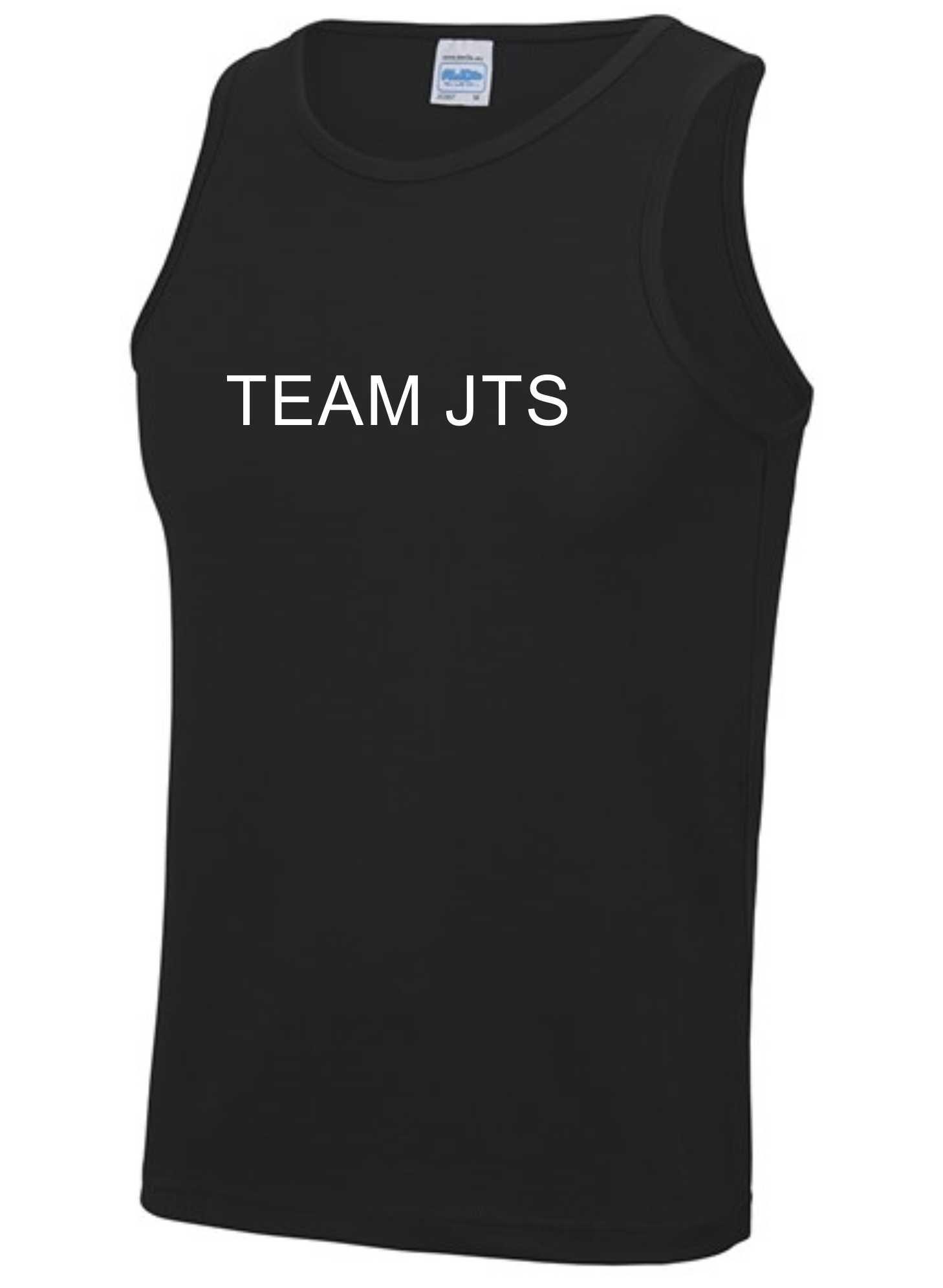 JTS Fitness- Men's Cool Vest