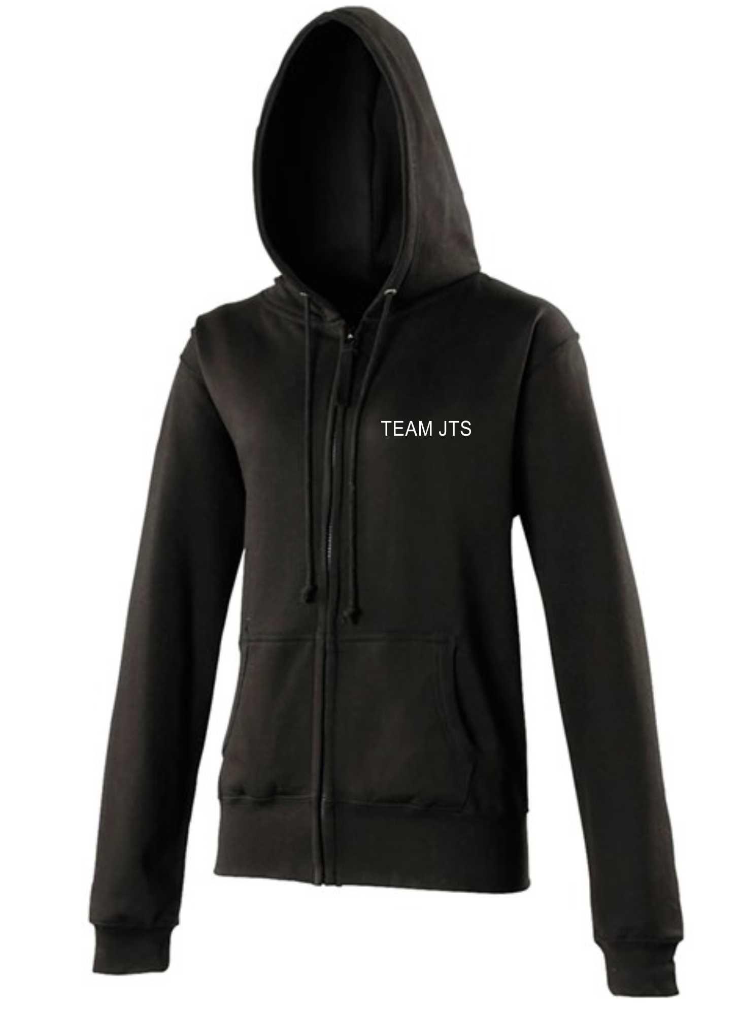 JTS Fitness- Ladies Zip Hoodie