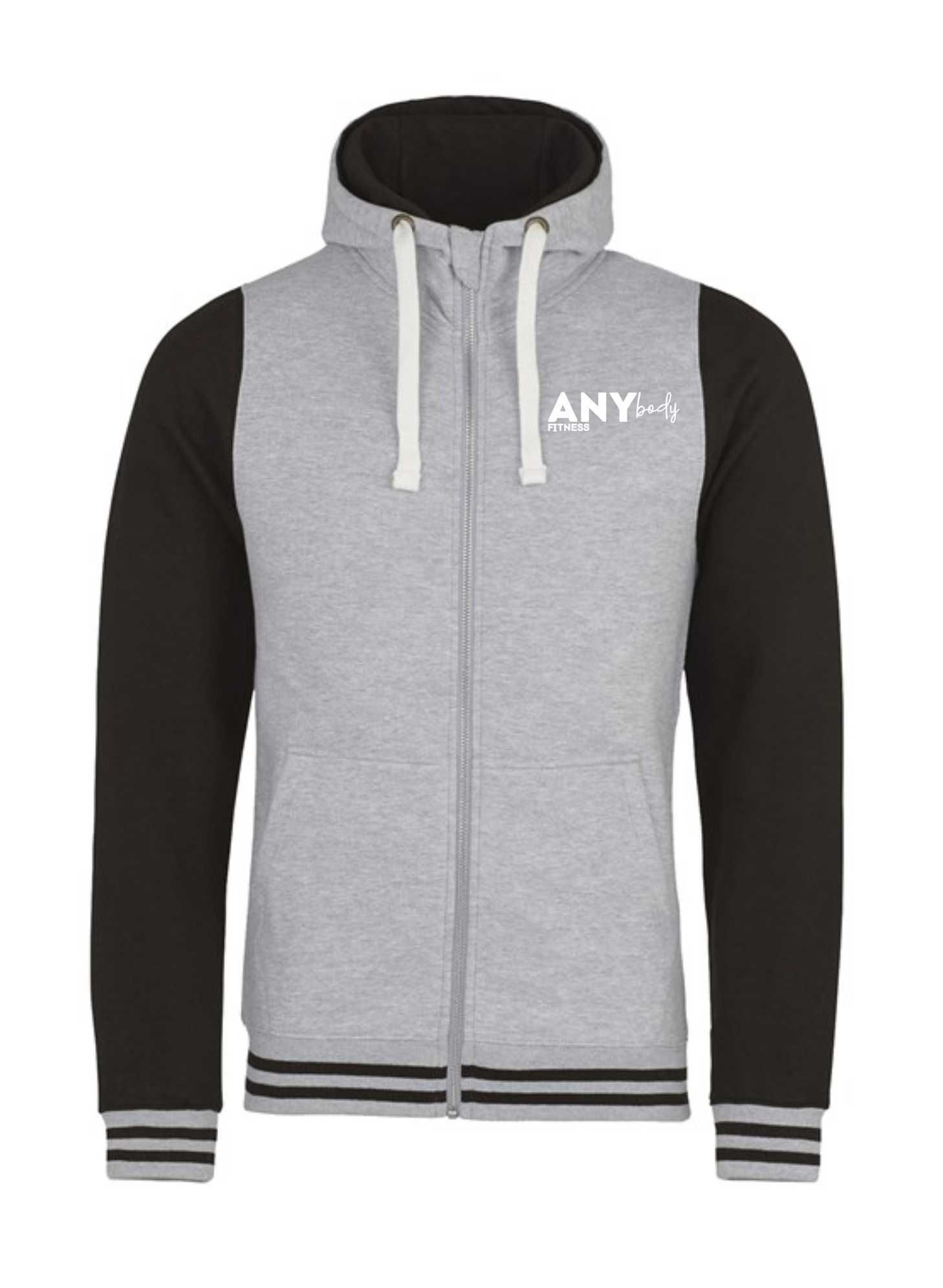ANYbody Fitness- Urban Varsity Hoodie