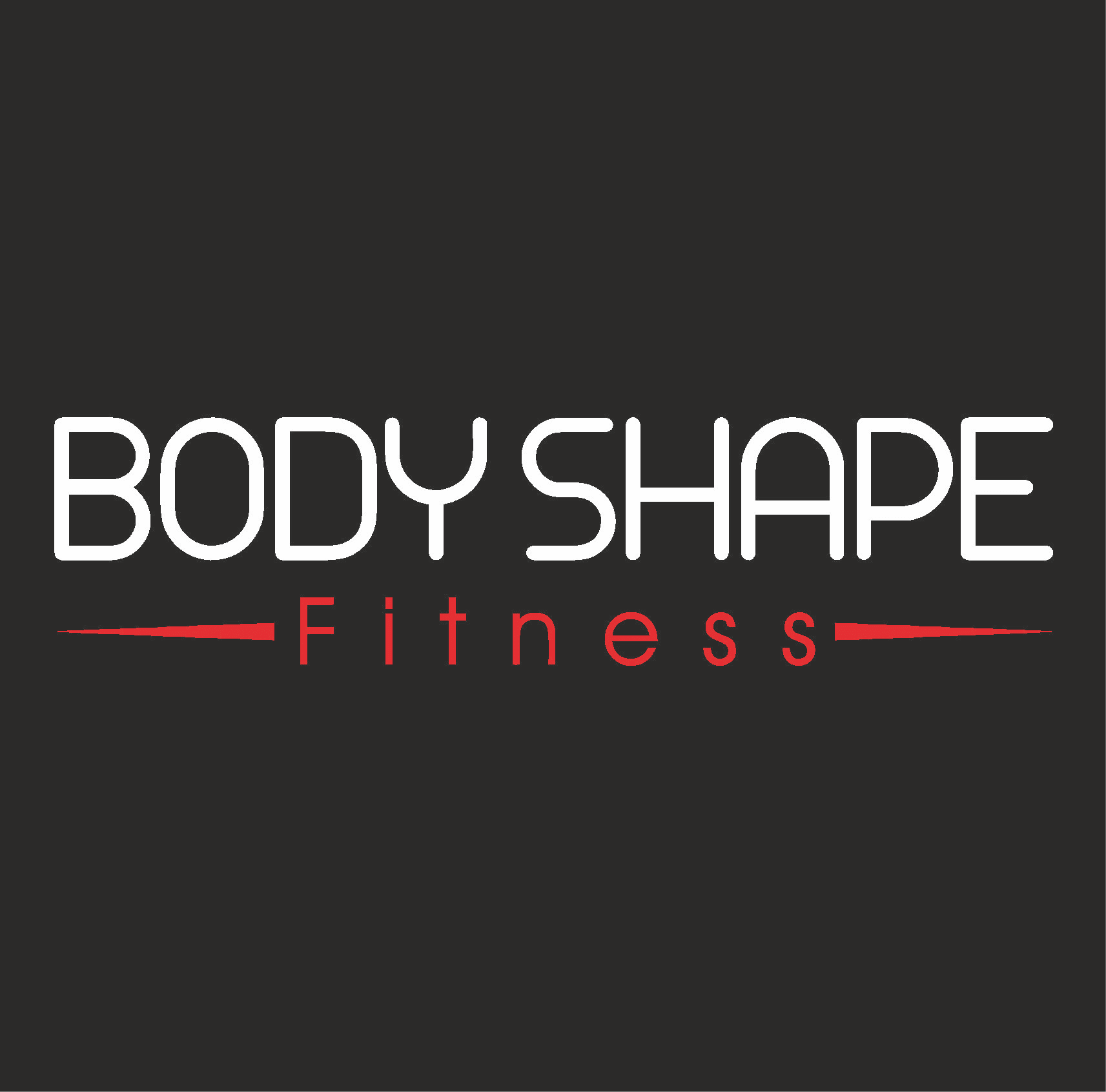 body shape fitness camp logo sigma embroidery