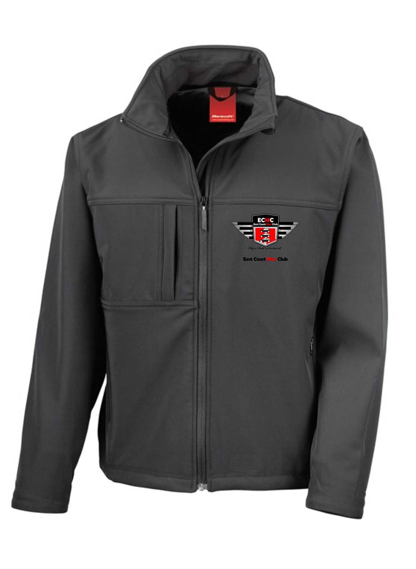 East Coast Mini Club – Premium Softshell Jacket (Unisex)