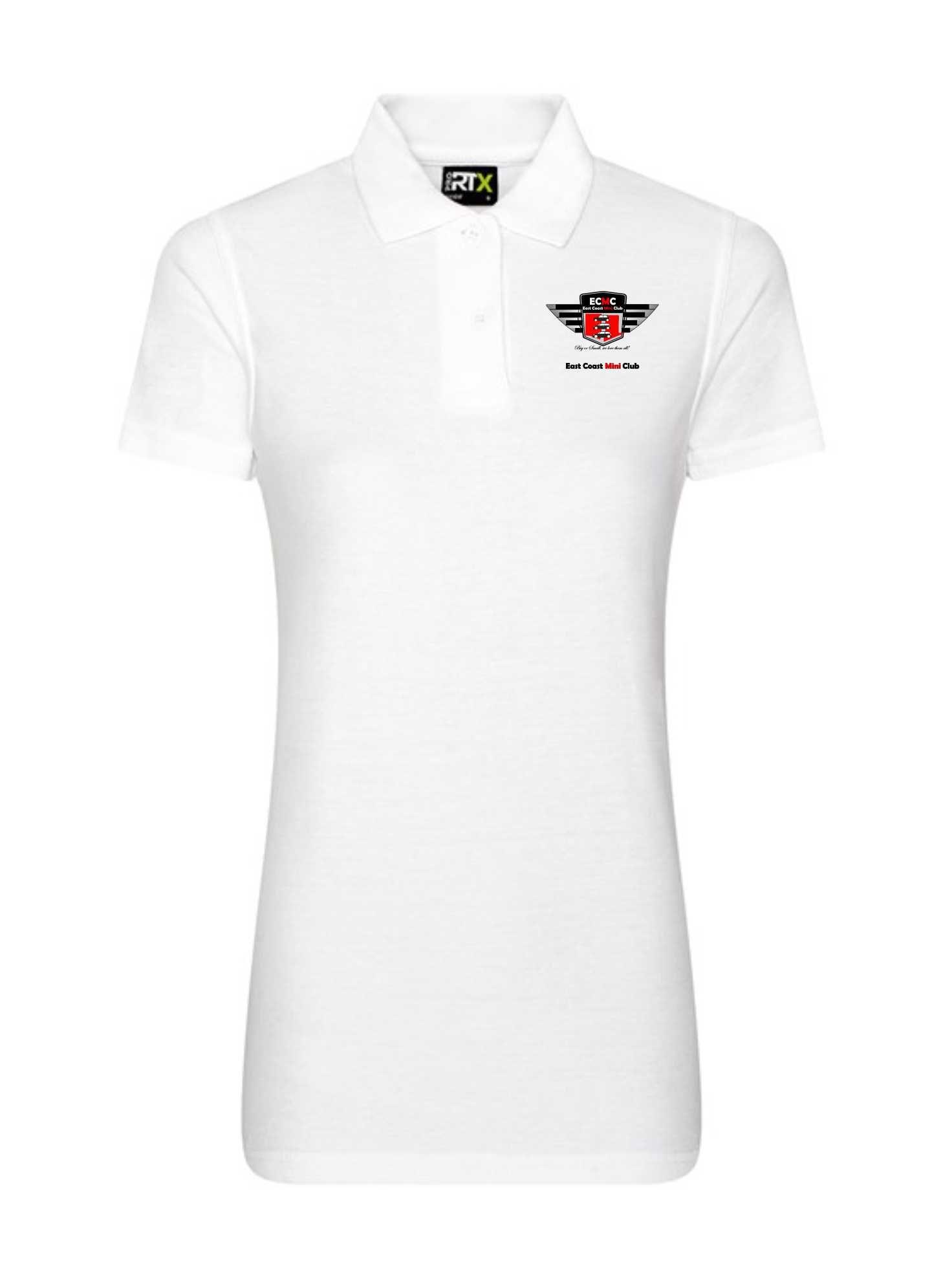 East Coast Mini Club – Polo Shirt (Ladies)
