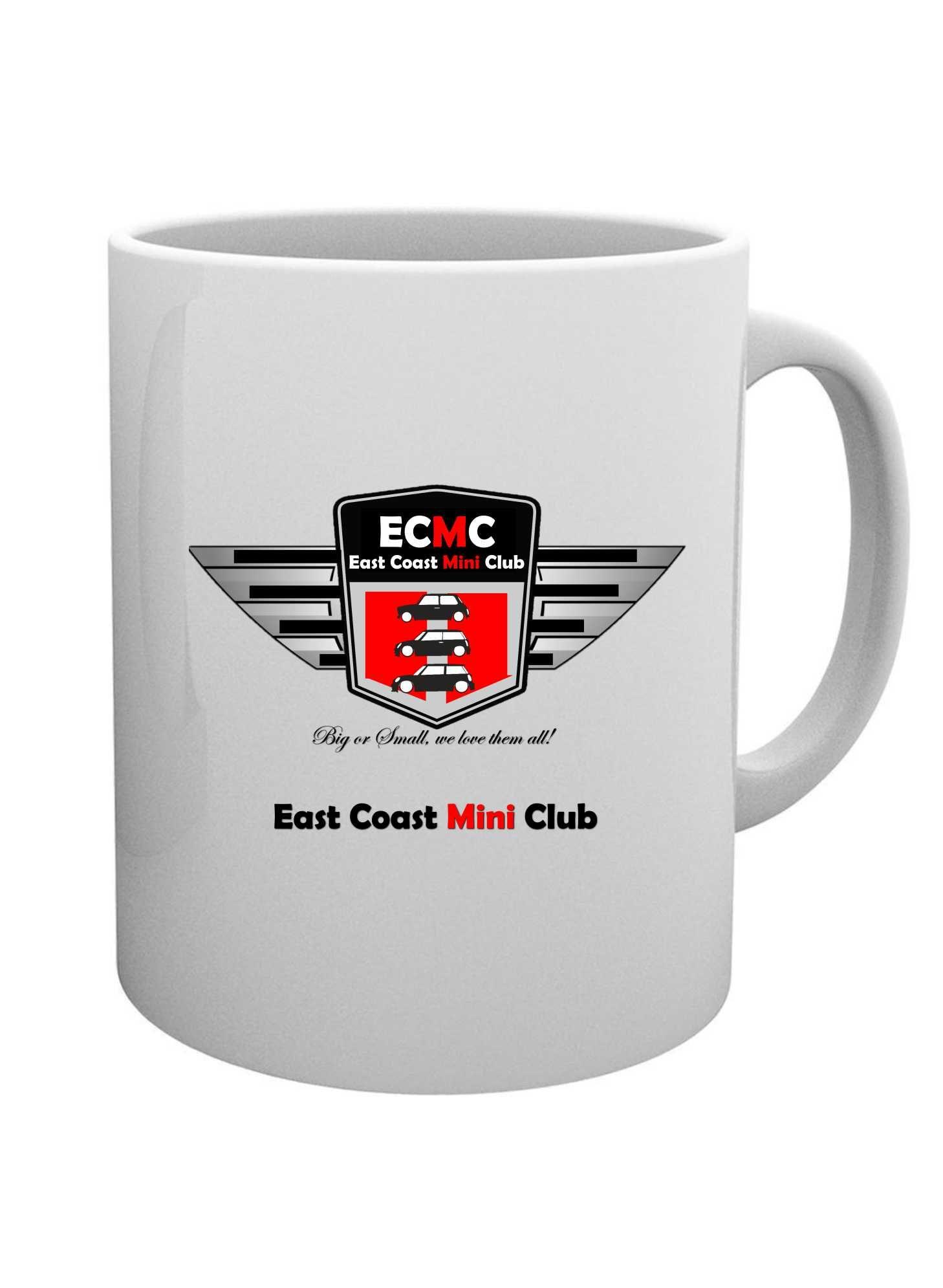 East Coast Mini Club – Mug