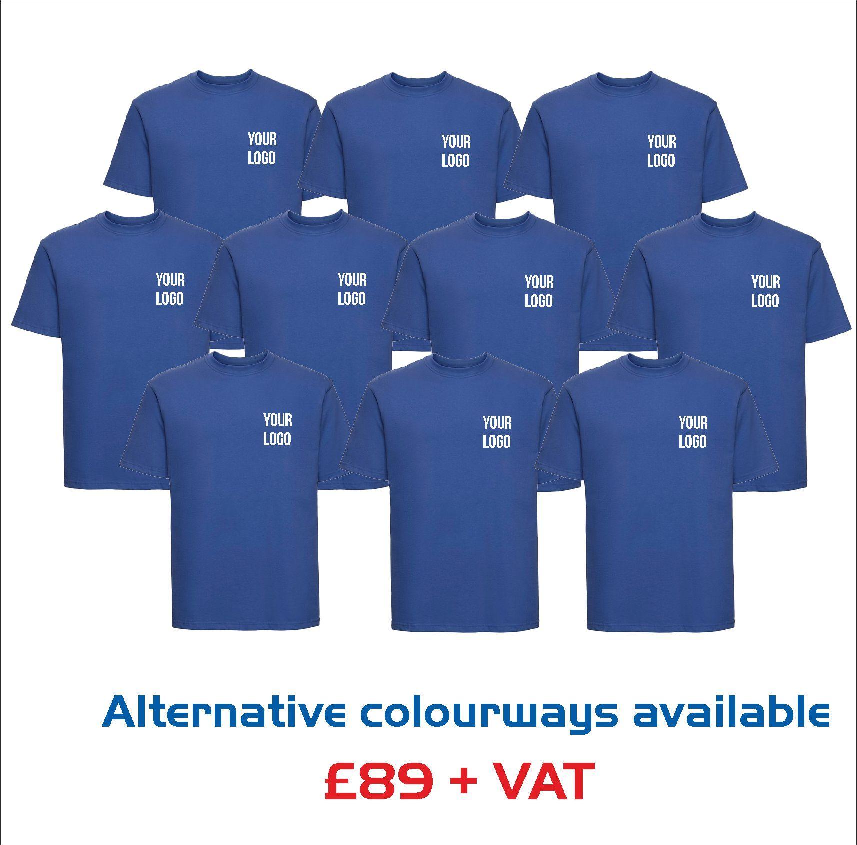 T-Shirt - Standard Outdoor - Bumper Pack