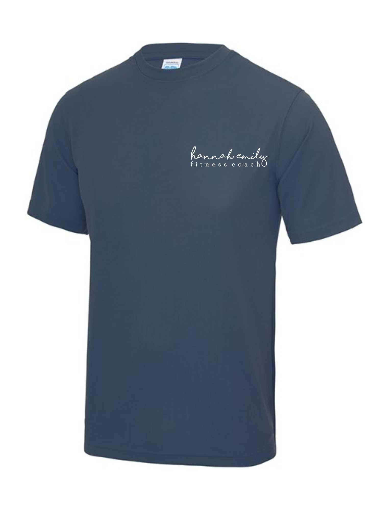 Hannah Emily Fitness- Sports T-Shirt
