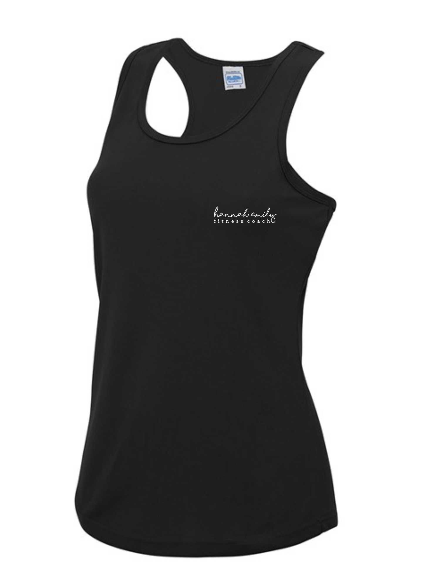 Hannah Emily Fitness- Women's Sports Vest