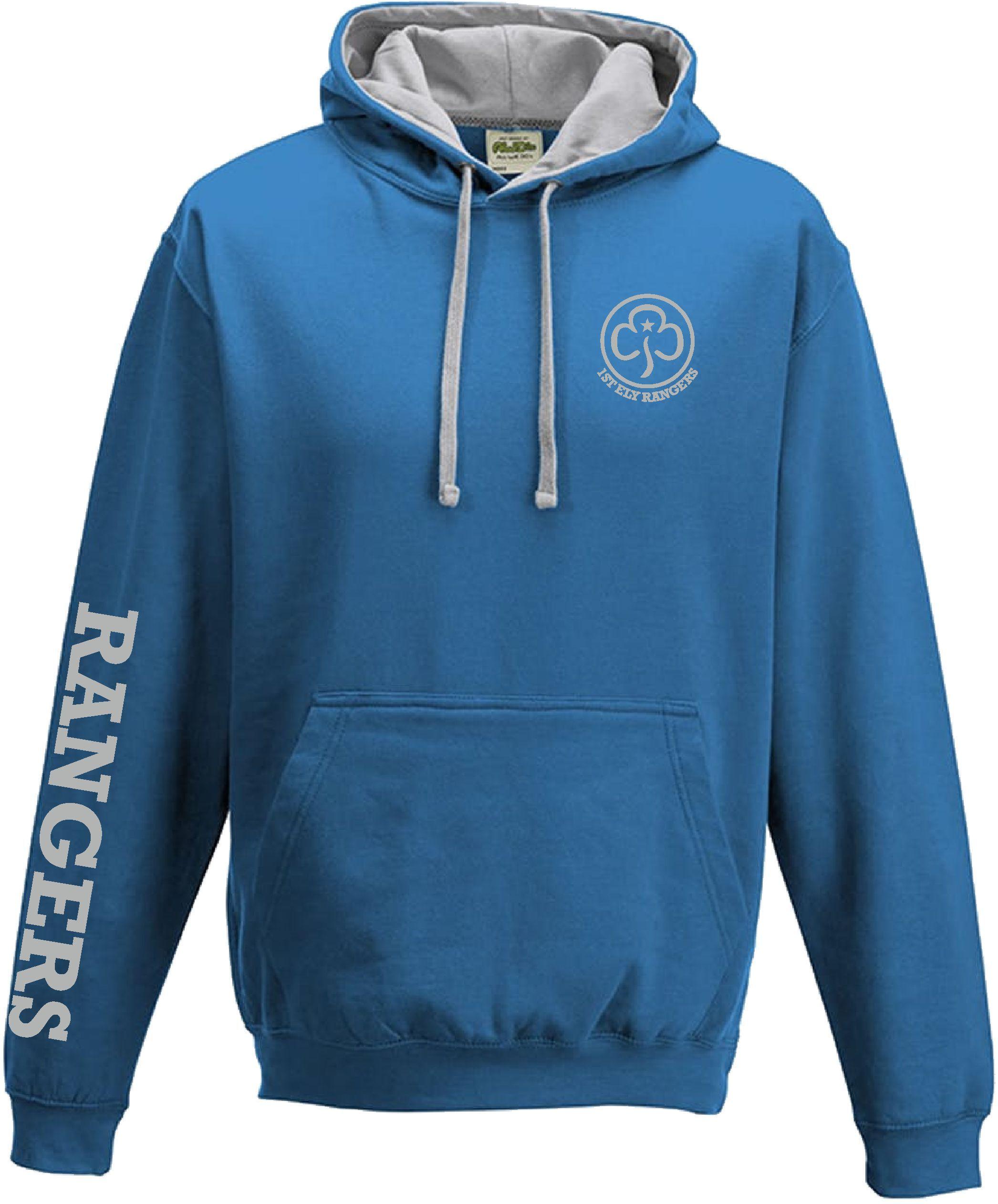 1st Ely Rangers - Hoodie (Unisex)