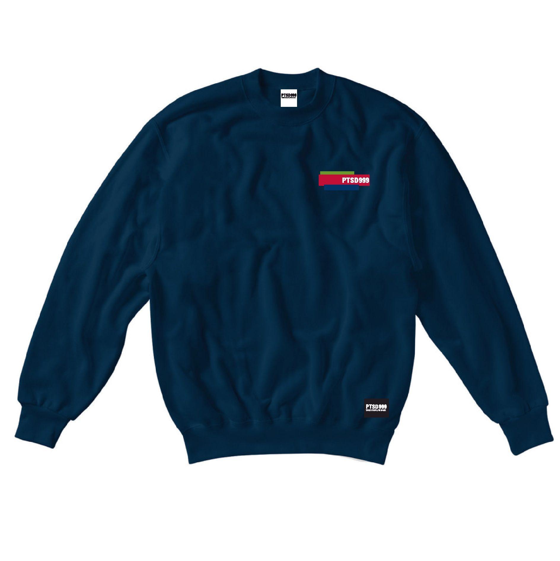 PTSD999- Original Sweatshirt (Kids)