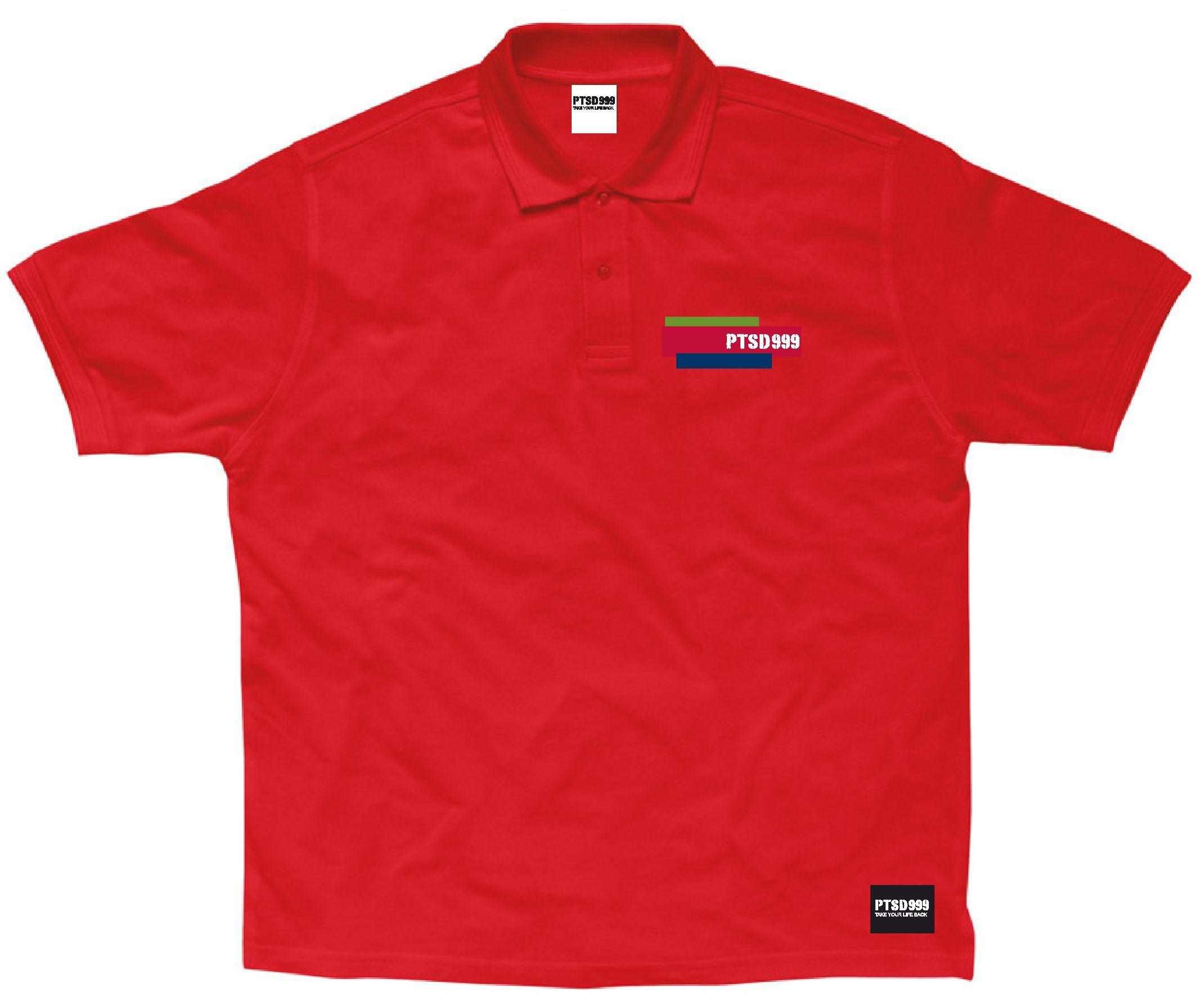 PTSD999- Original Polo Shirt (Kids)
