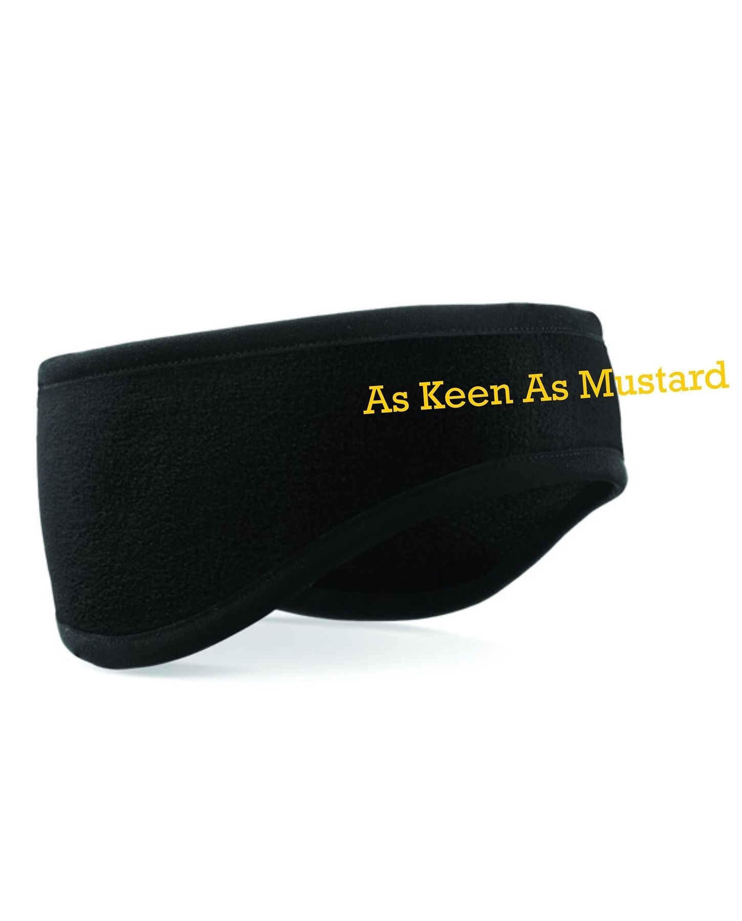 As Keen As Mustard – Suprafleece™ Headband
