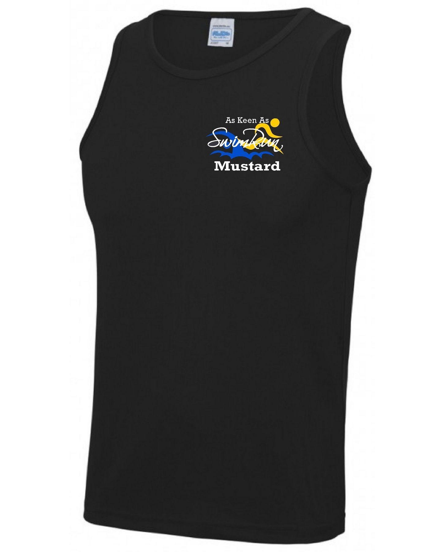 As Keen As Mustard – Sports Vest (Unisex)