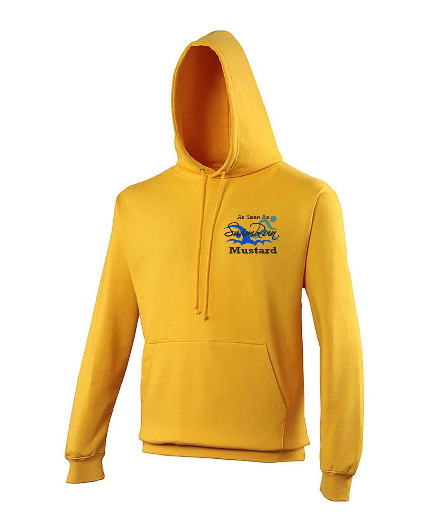 As Keen As Mustard –  Yellow Hoodie