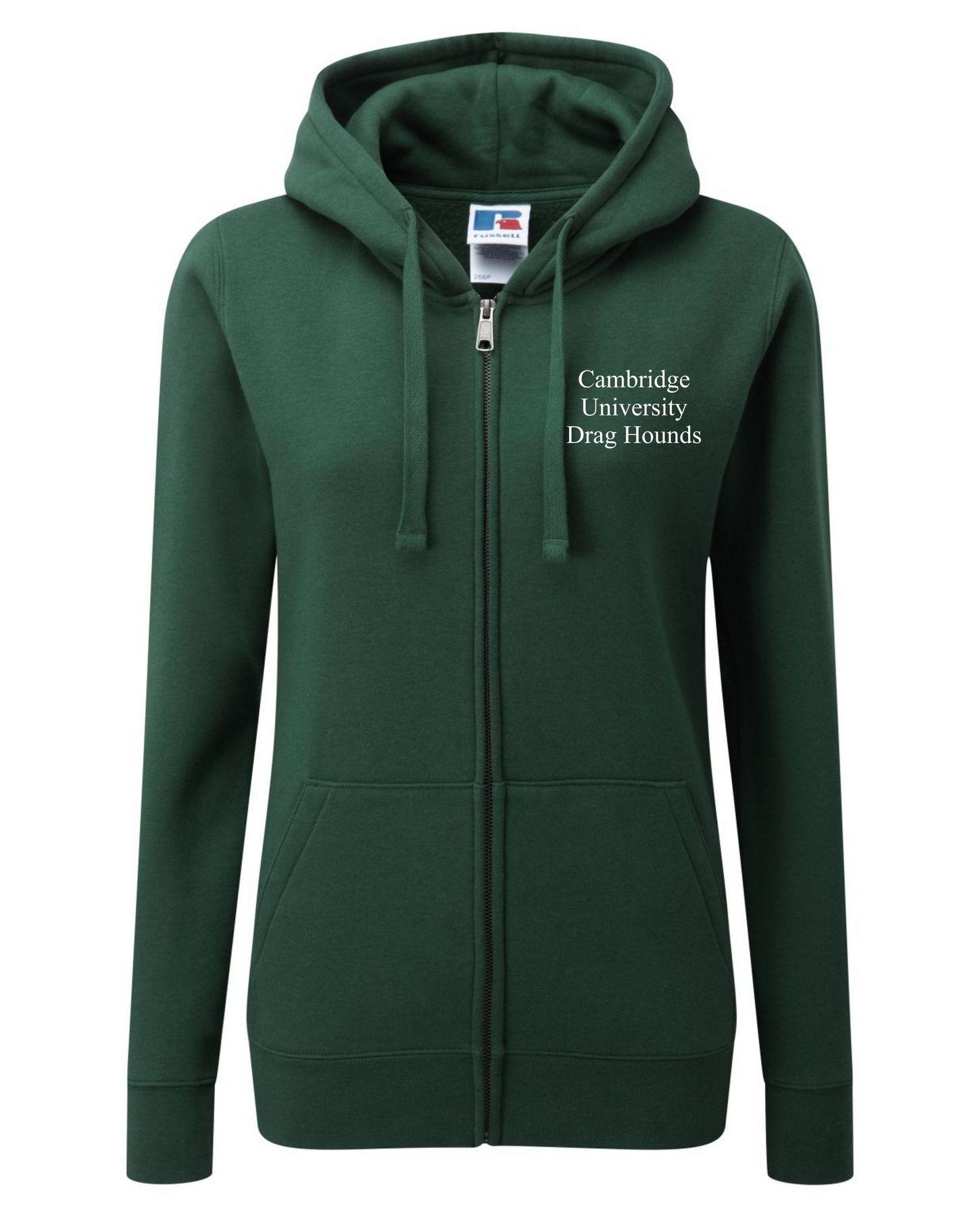 CUDH – Women's Premium Authentic Zipped Hoodie