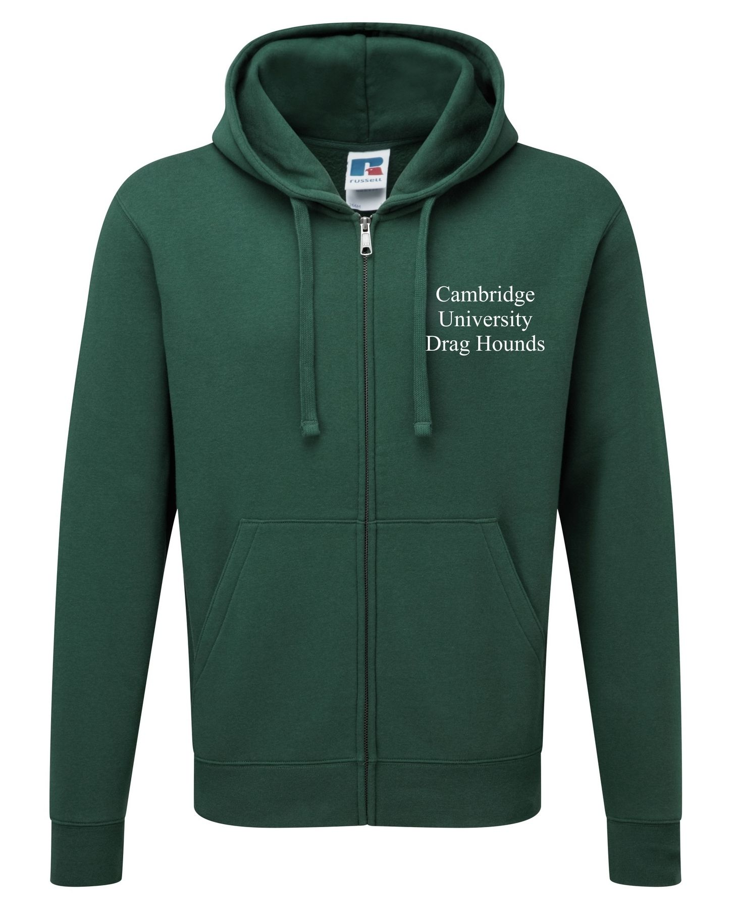 CUDH – Premium Authentic Zipped Hoodie
