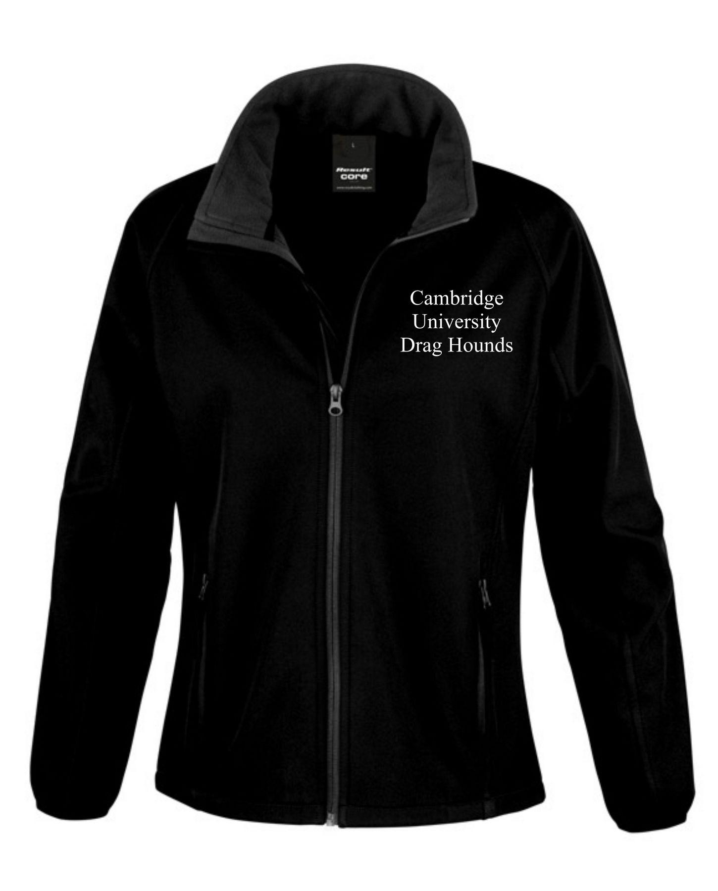 CUDH – Women's Softshell Jacket