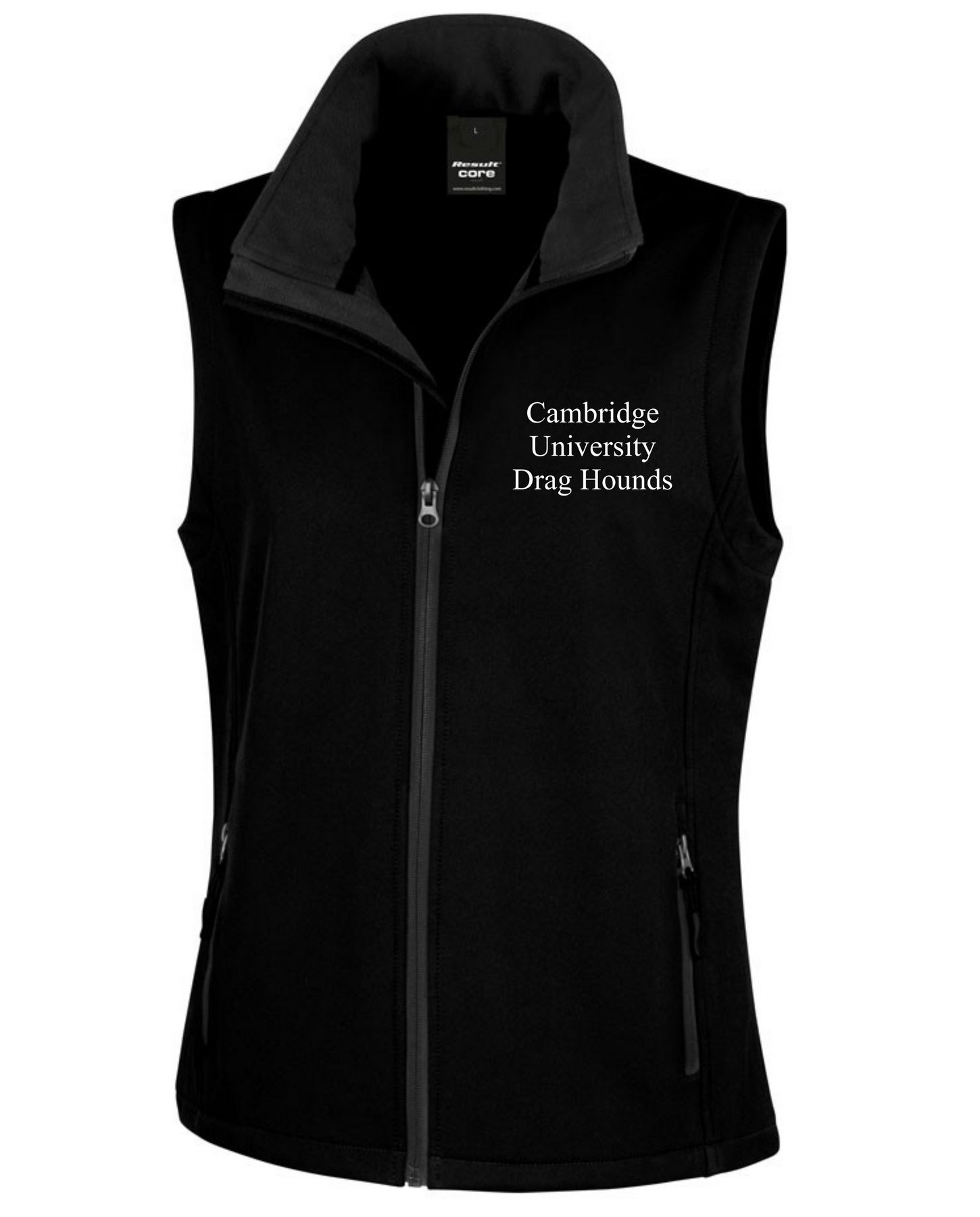 CUDH – Women's Softshell Bodywarmer