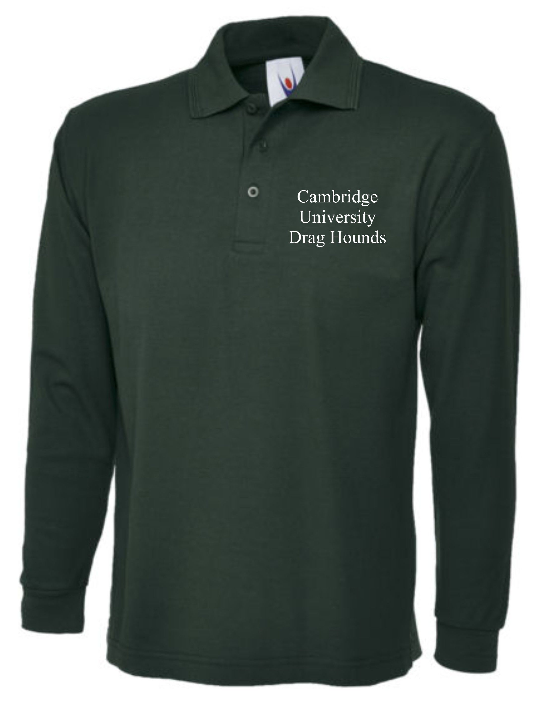 CUDH – Long Sleeve Polo Shirt
