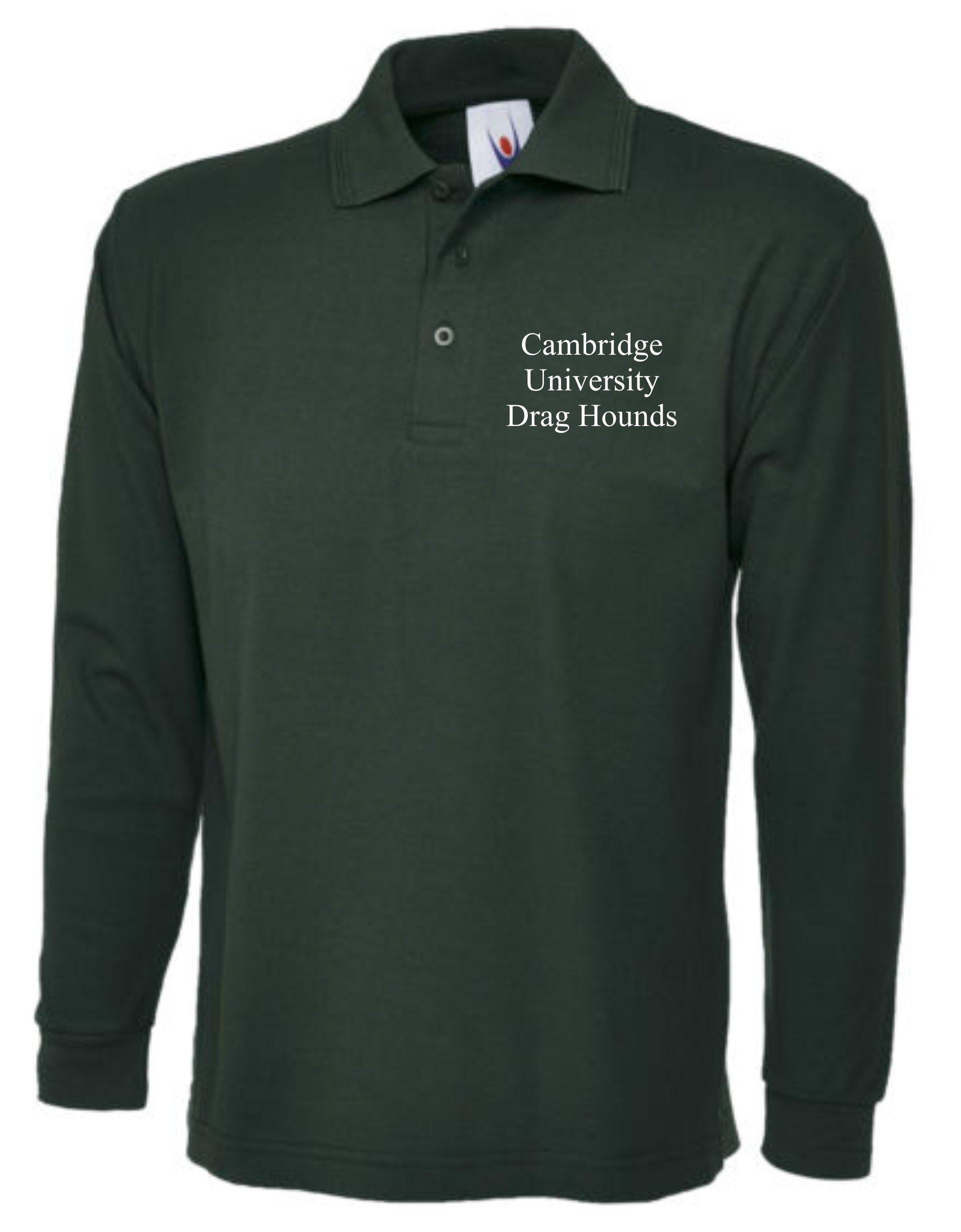 CUDH – Long Sleeve Polo Shirt