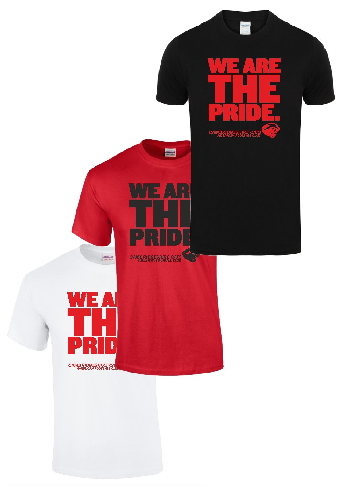 Cats - 'We Are The Pride' Tee