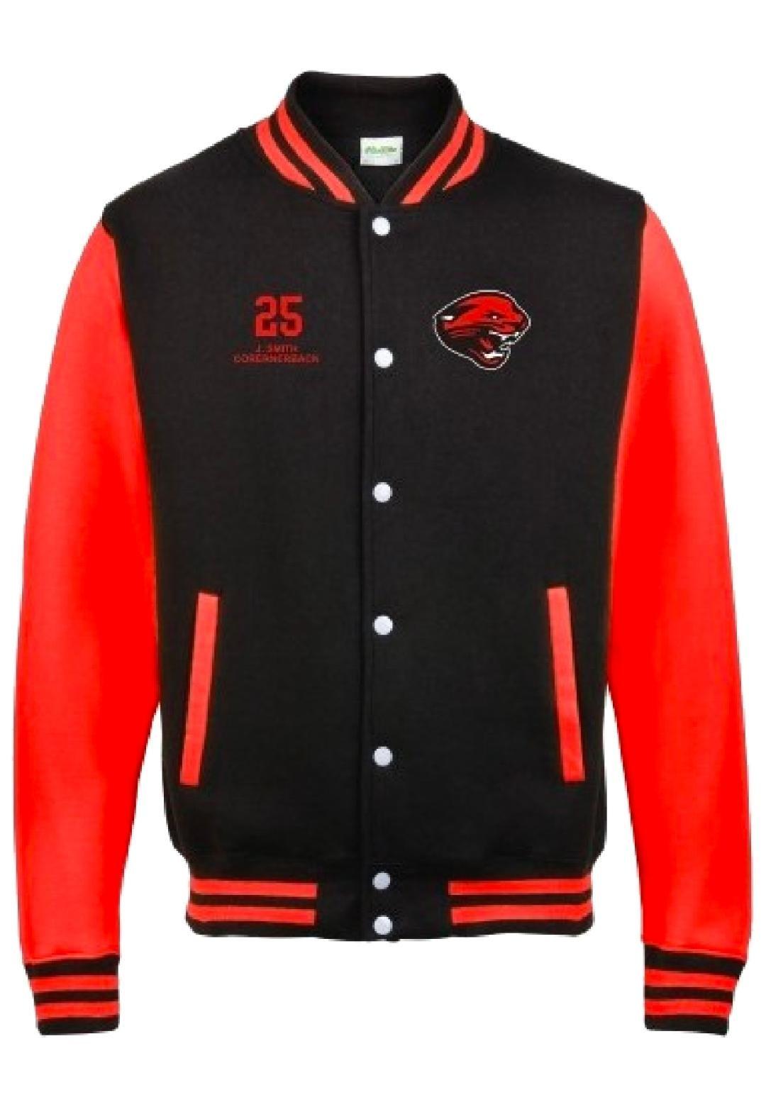 Cats - Classic Varsity Jacket