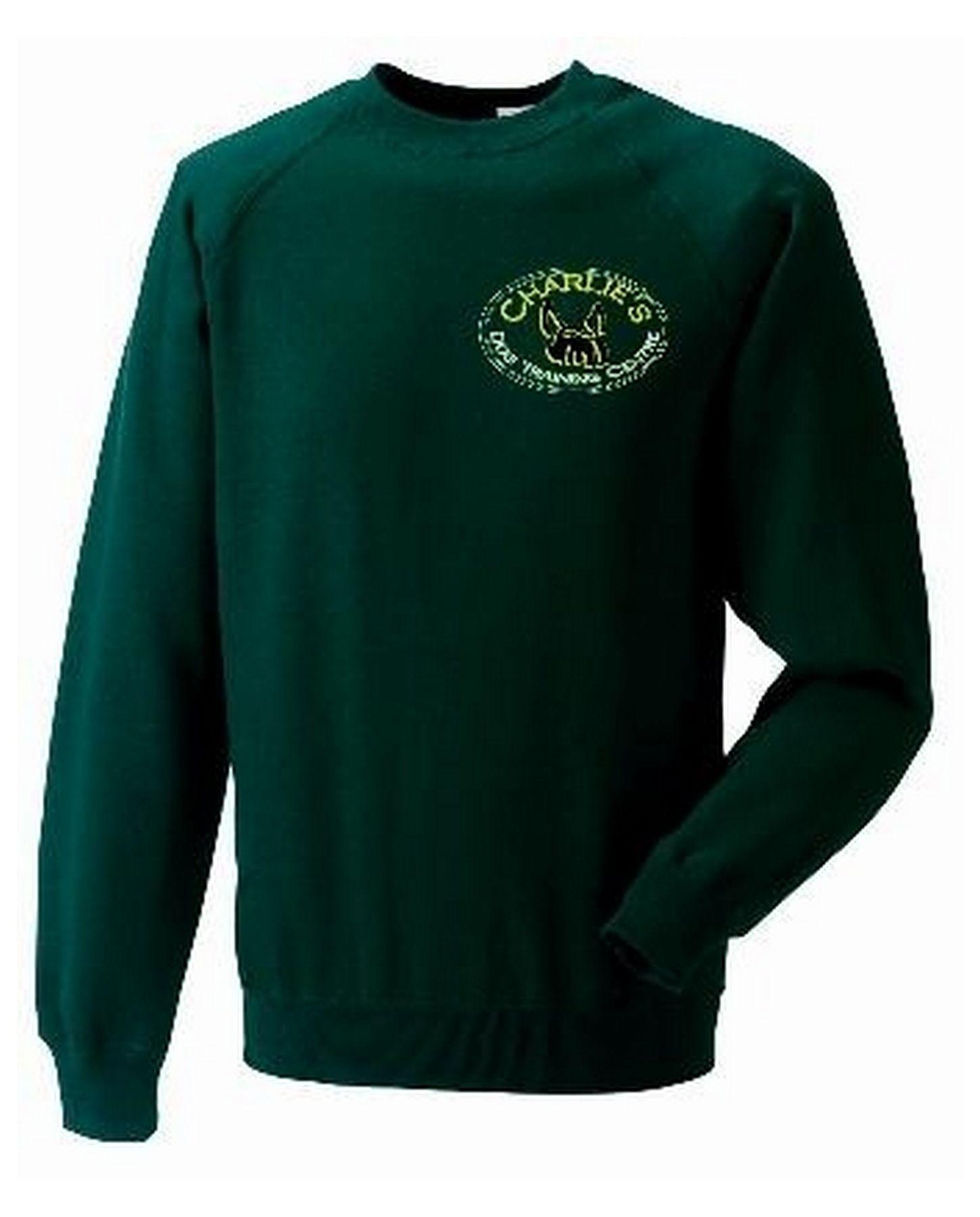 Charlie's Dog Training Centre – Classic Sweatshirt