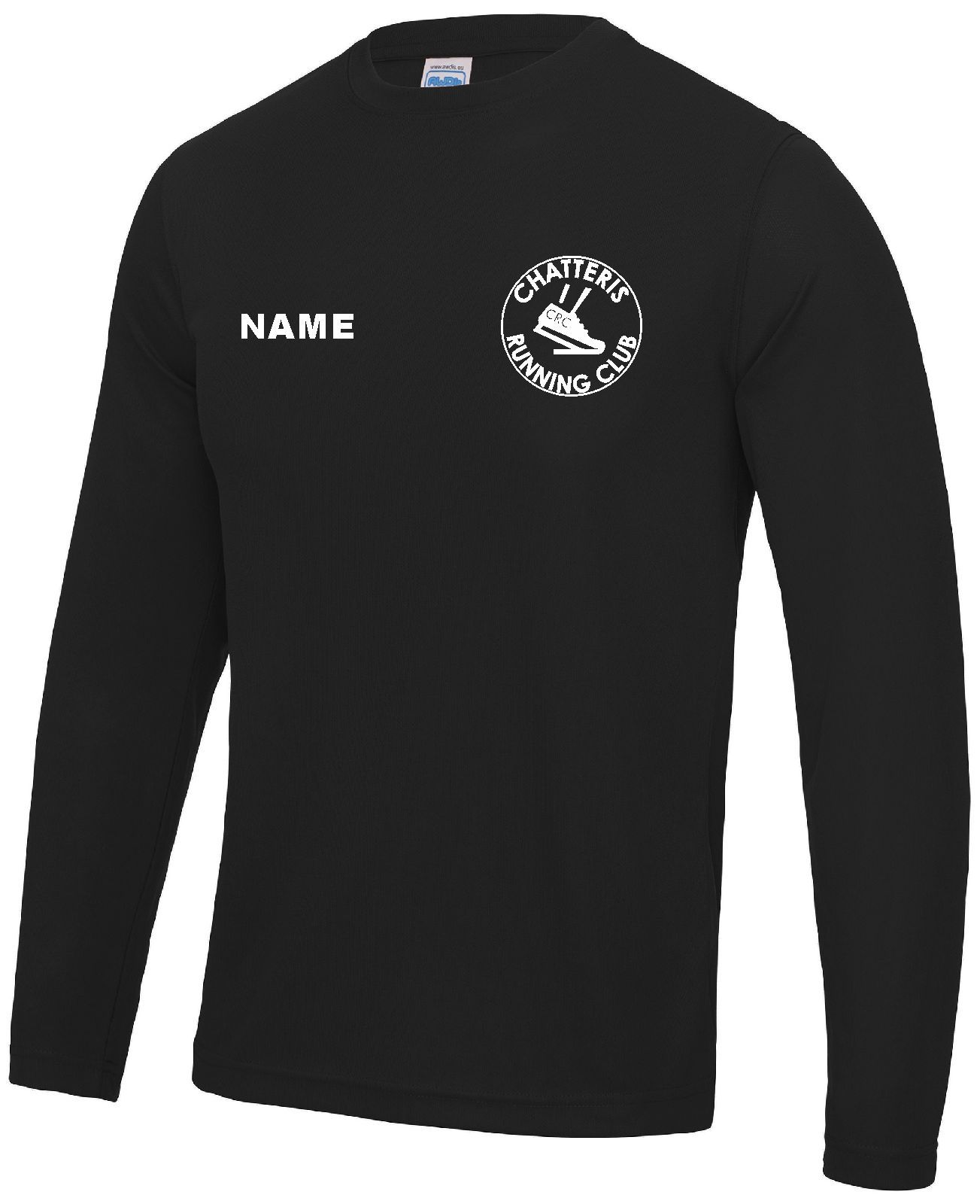 CRC - Long Sleeve Performance Tee