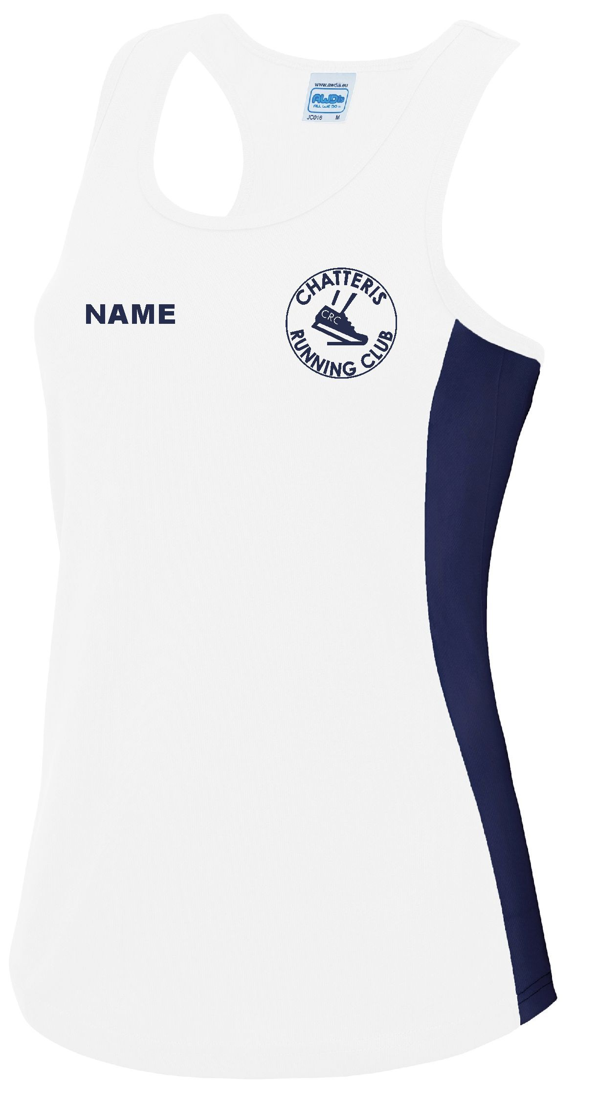 CRC – 'Inter Club Race' Ladies Performance Vest