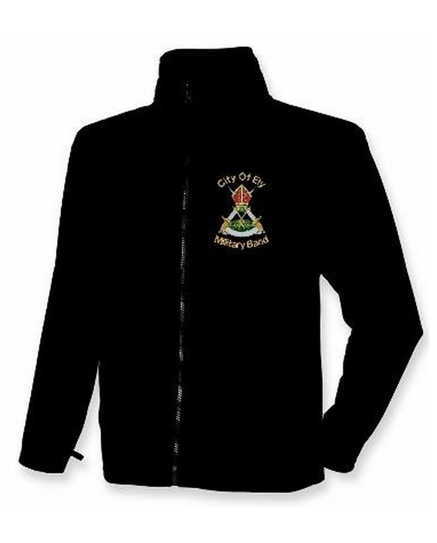 Ely Military Band - Ladies Microfleece