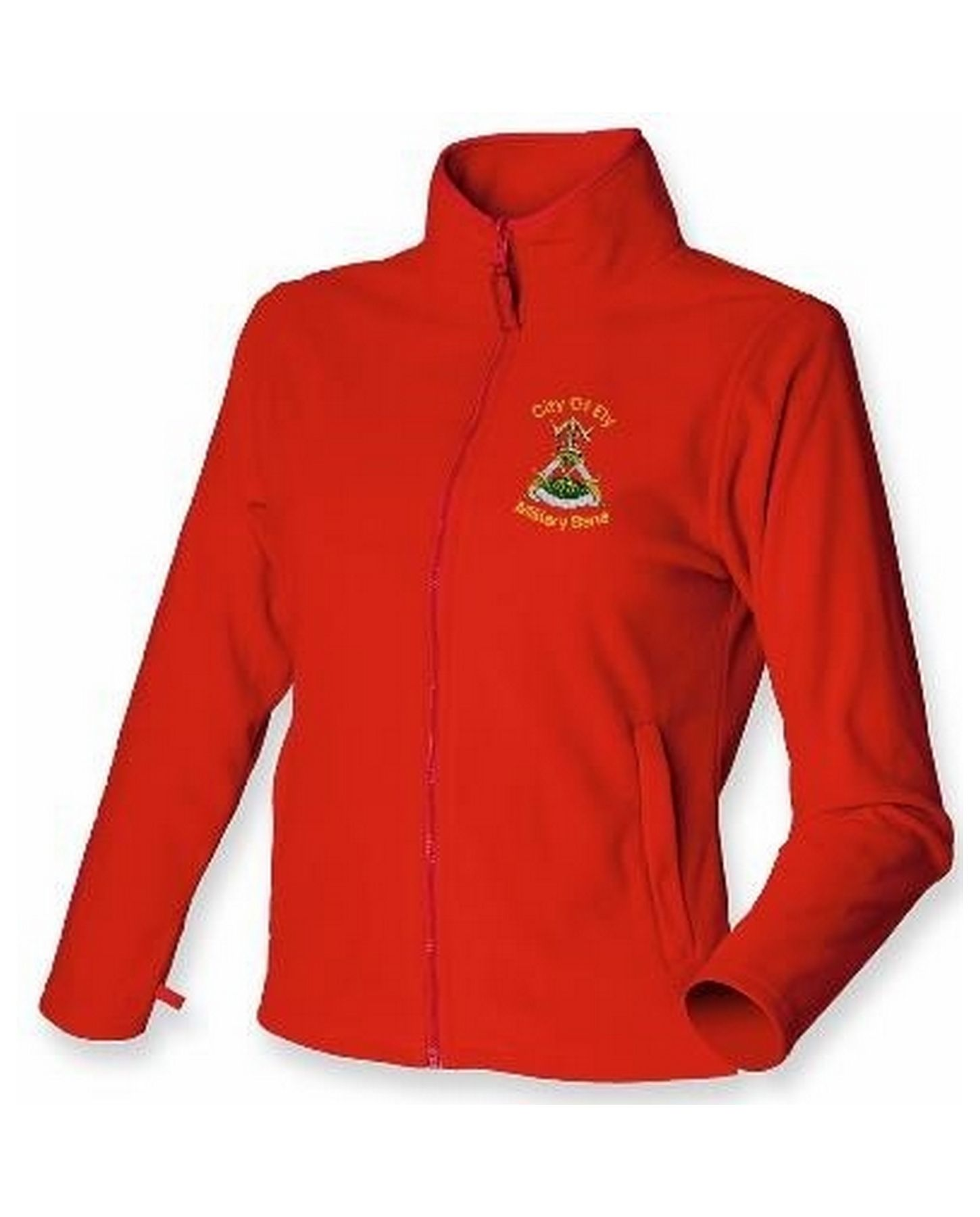 Ely Military Band – Henbury Fleece Lady Fit