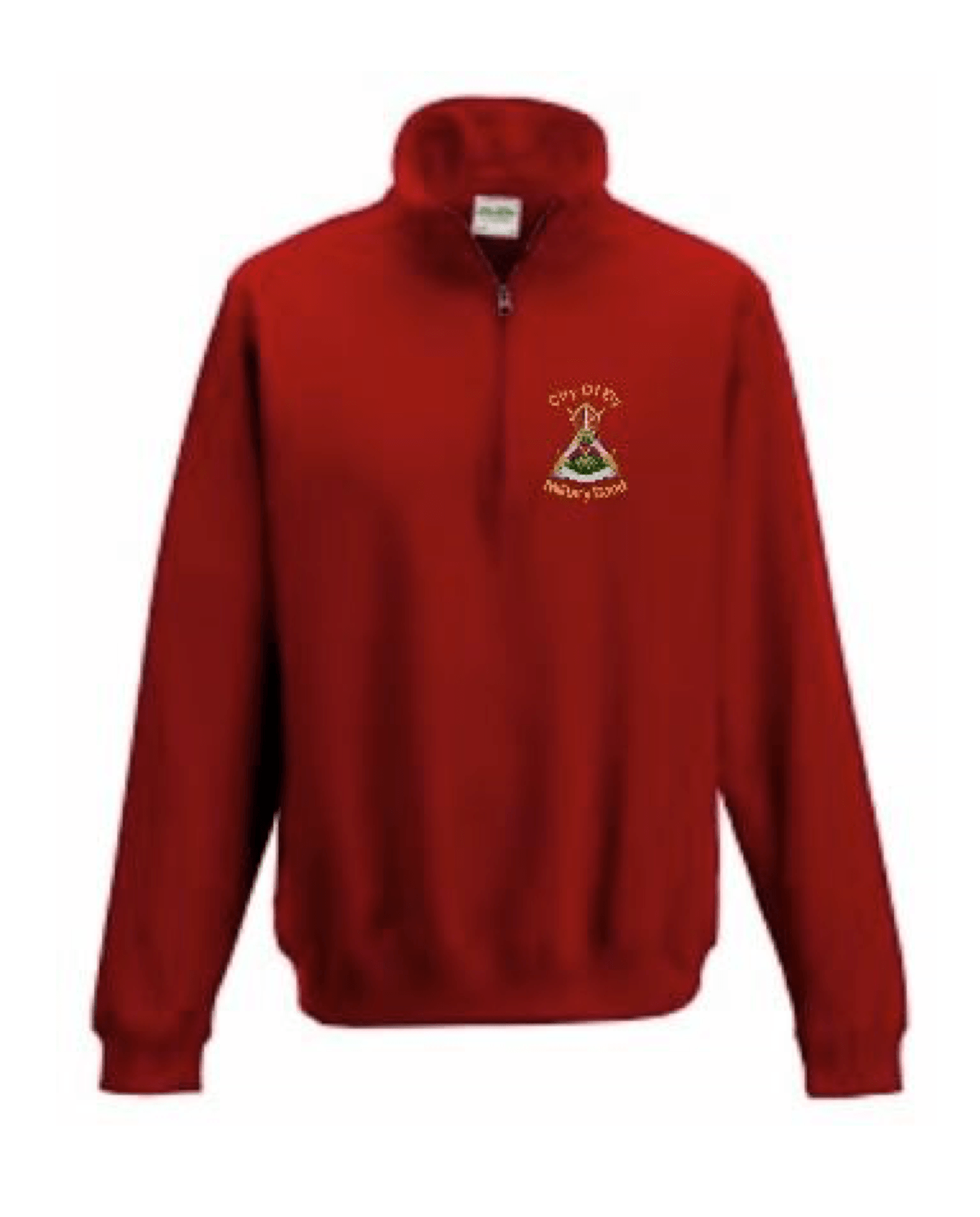 Ely Military Band – Sweater 1/4 Zip