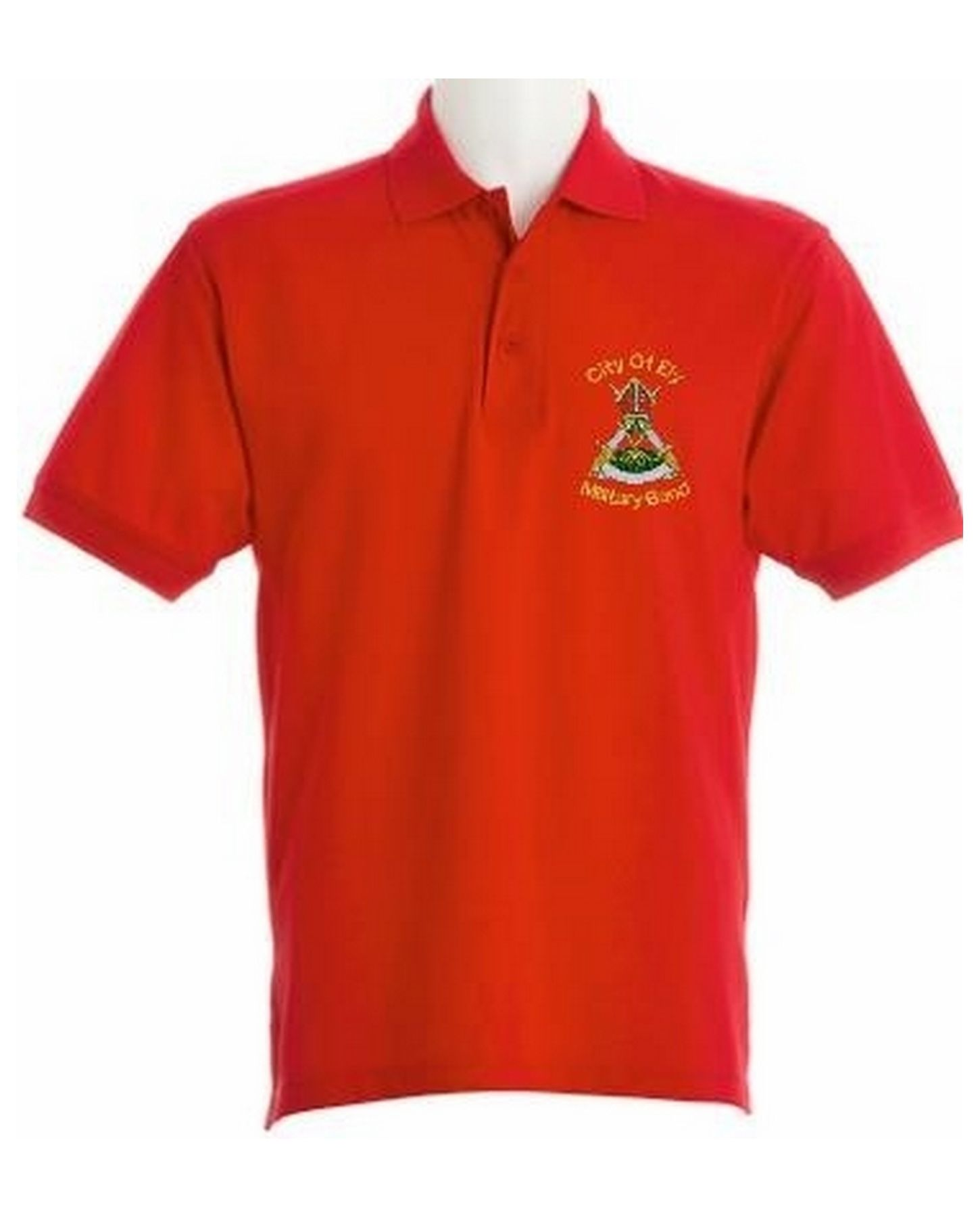 Ely Military Band – Polo Shirt