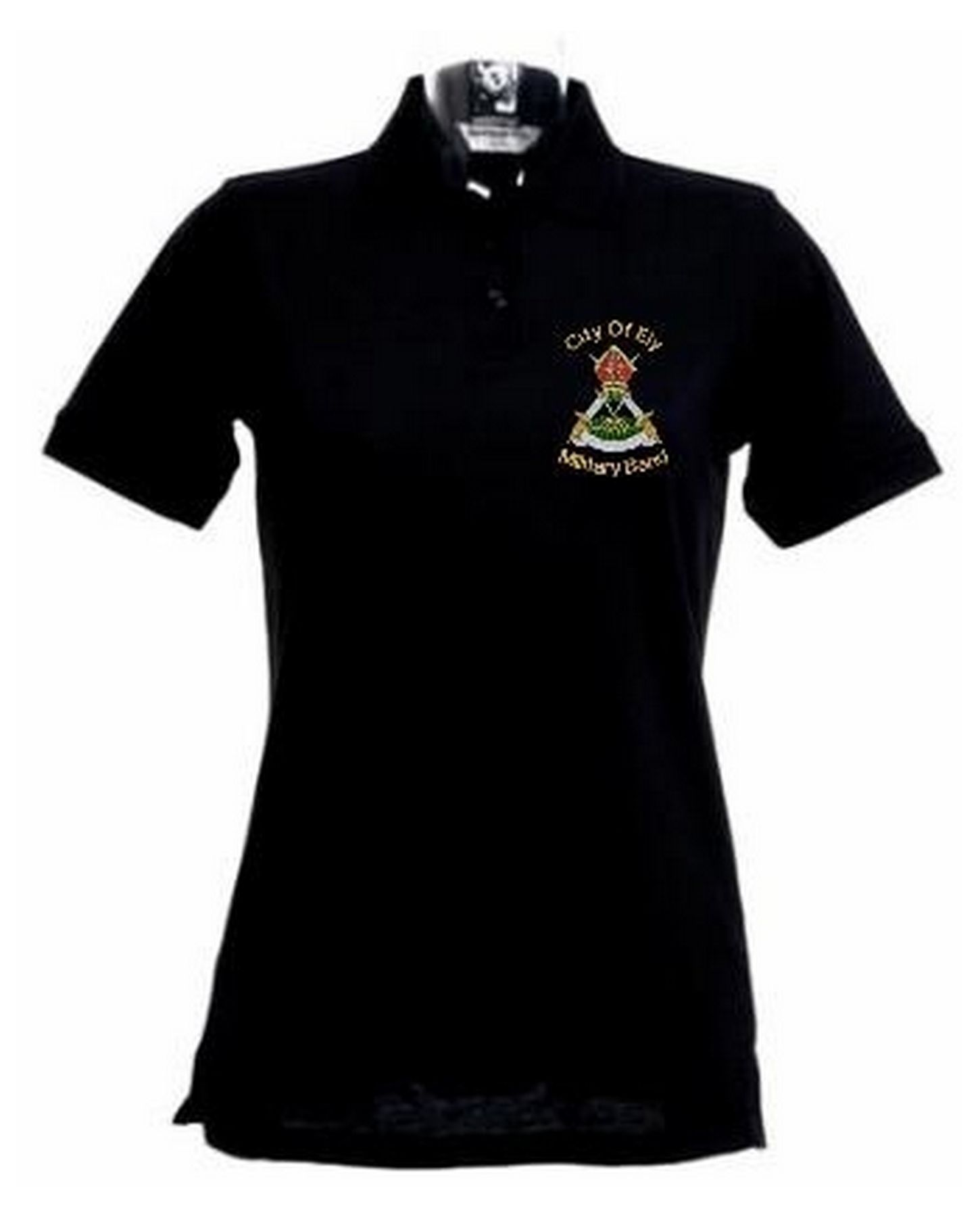 Ely Military Band – Ladies Polo Shirt
