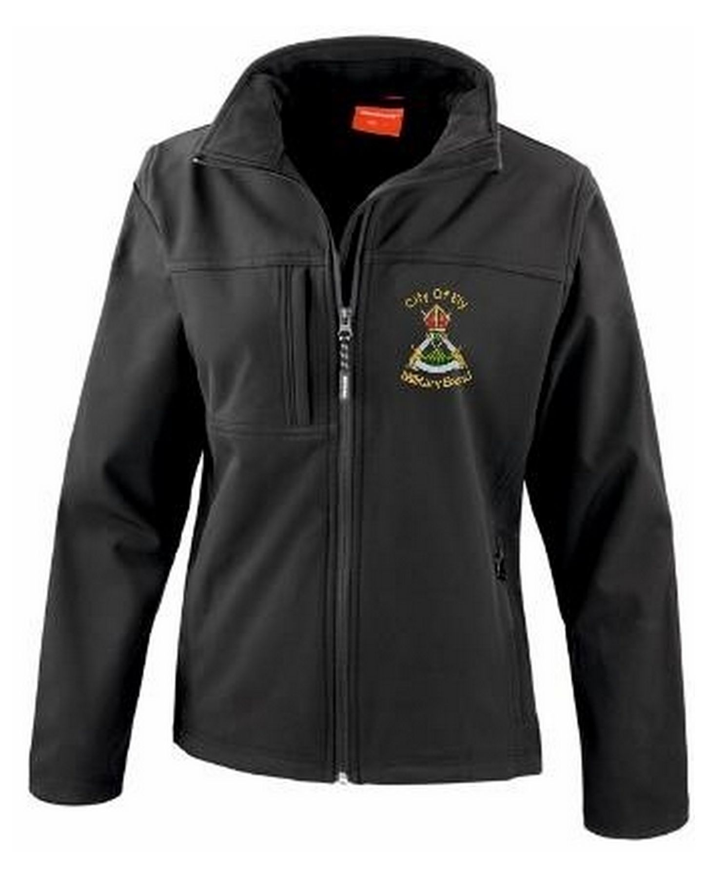 Ely Military Band – Ladies 3 Layer Softshell