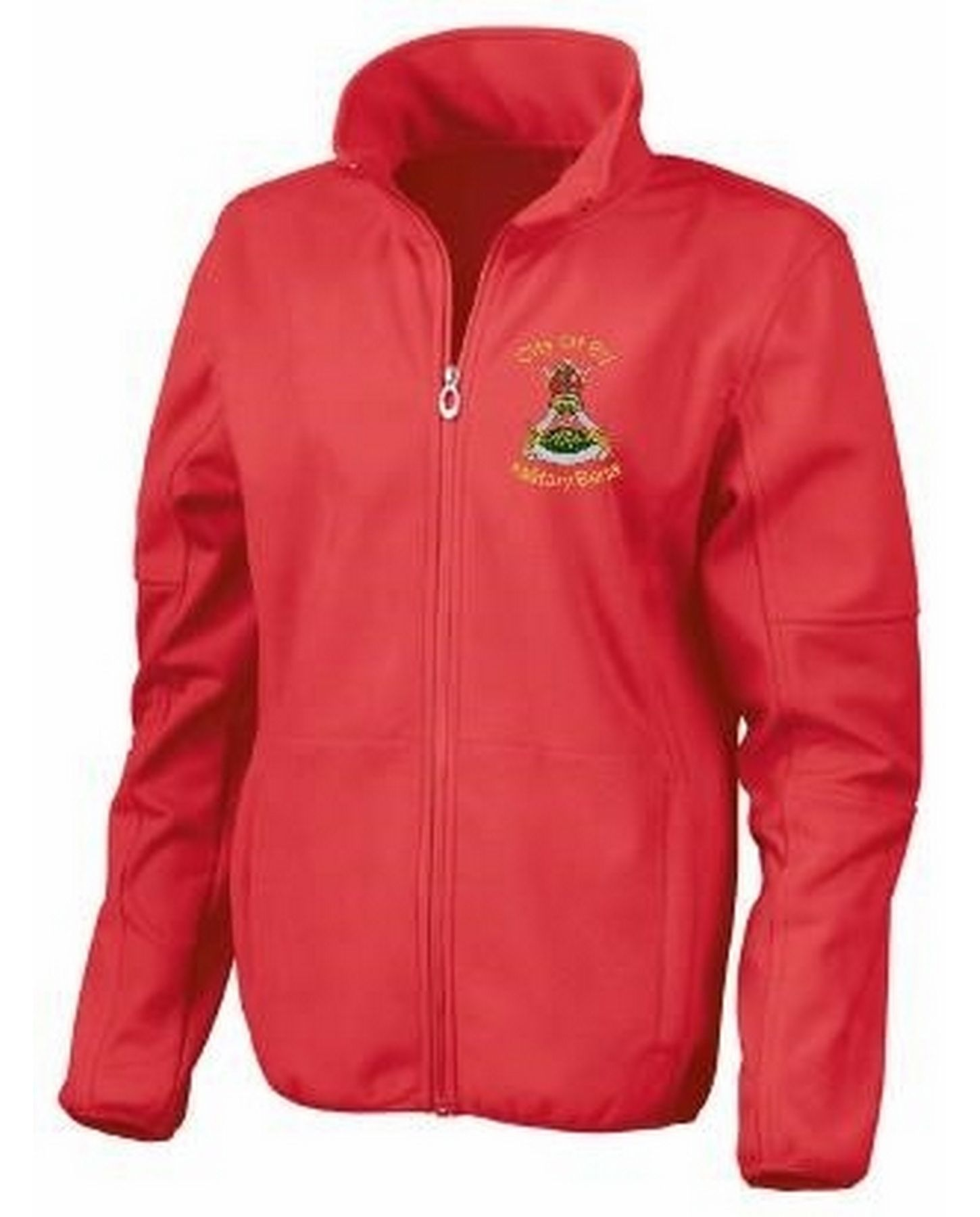 Ely Military Band – Ladies Softshell Fleece
