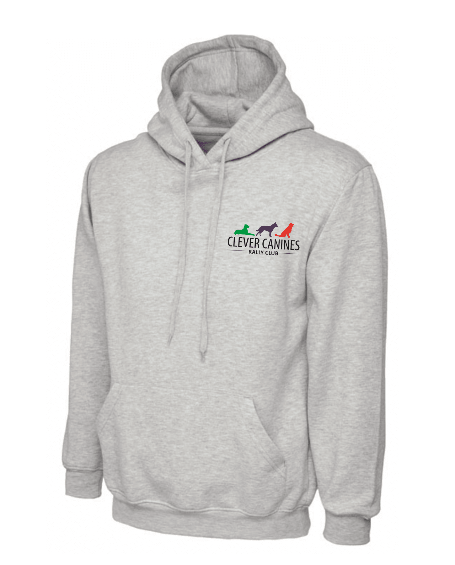 Clever Canines Rally Club Unisex Hoodie