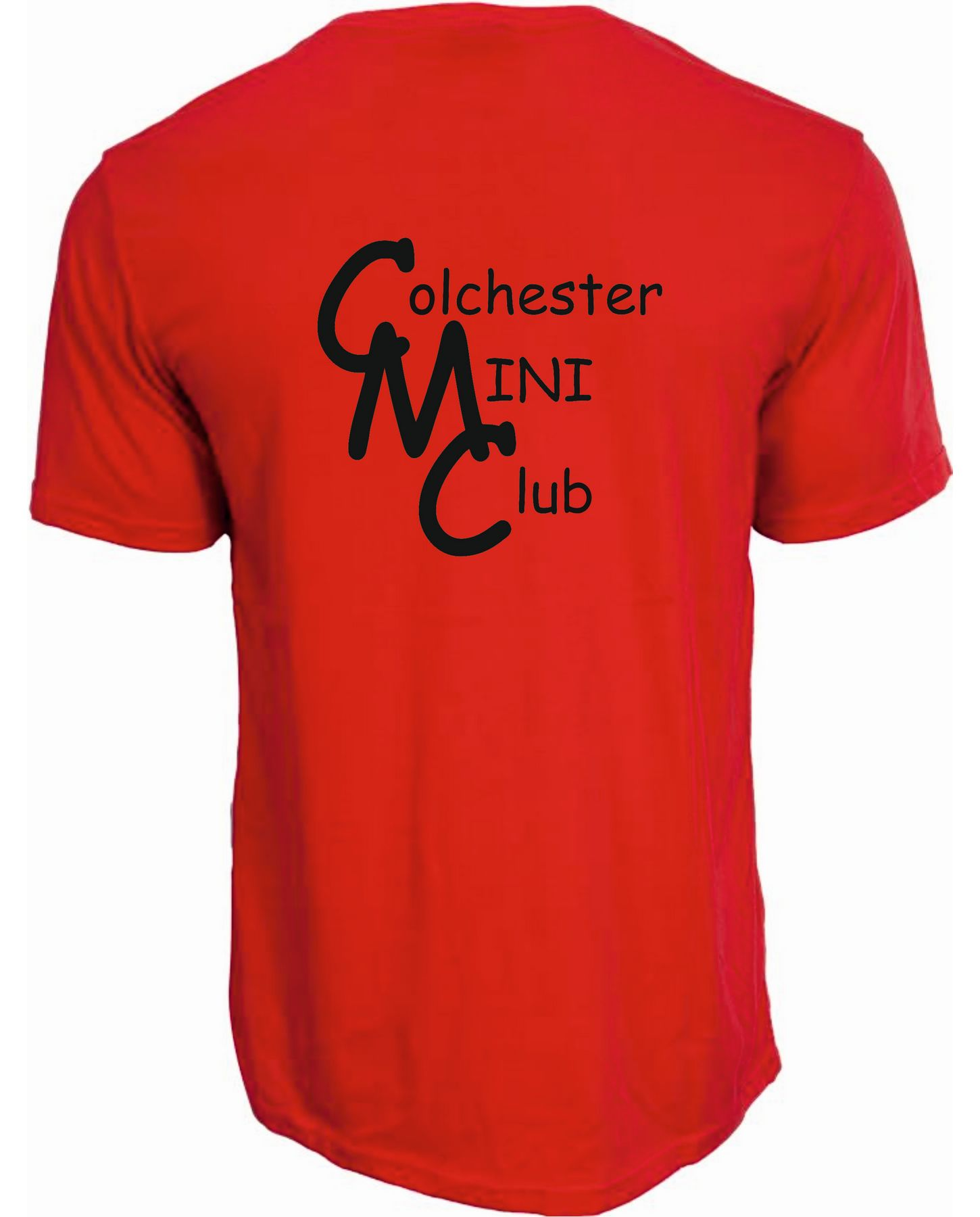 CMC – Classic Tee in Red