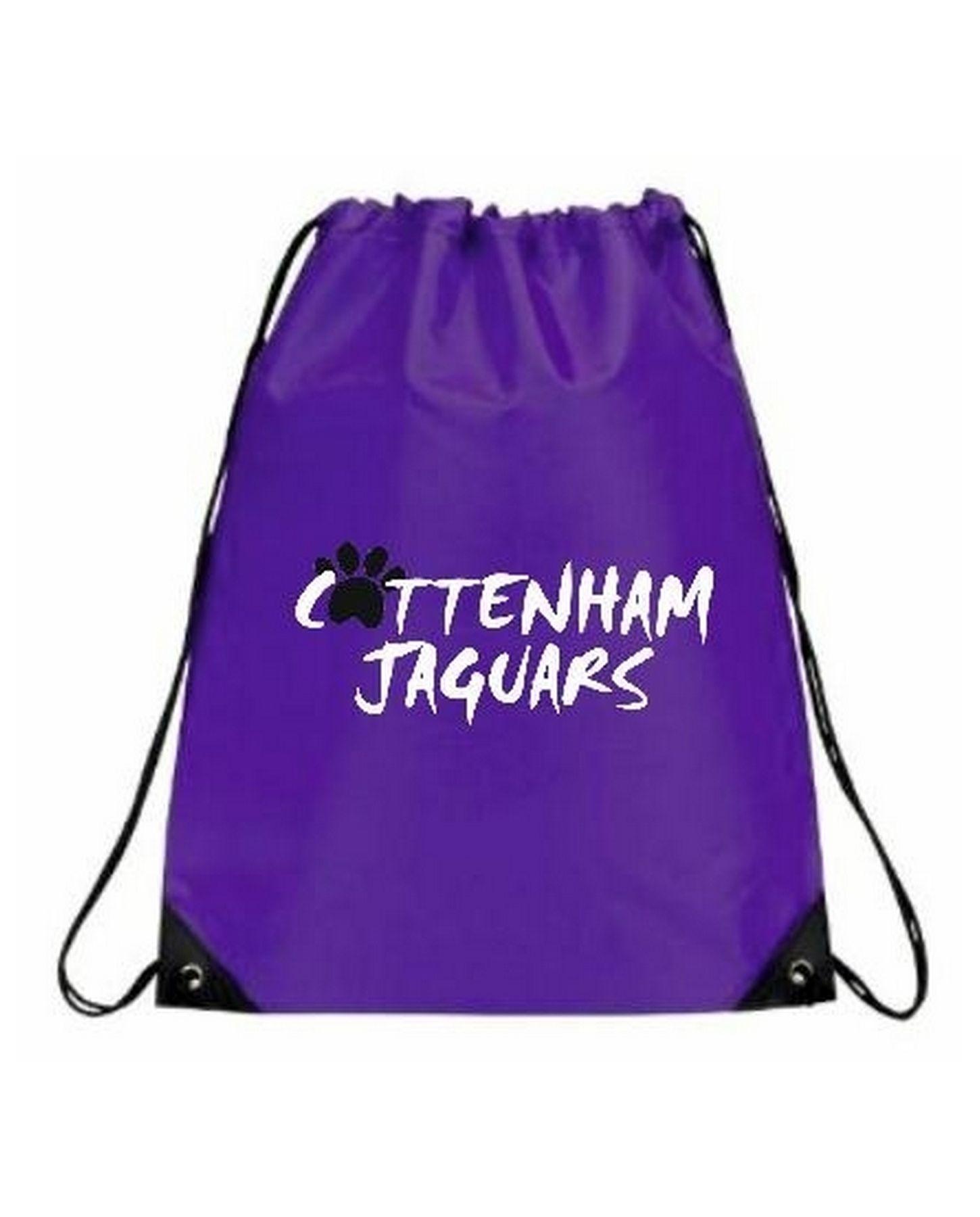 Cottenham Jaguars Netball Club – Drawstring Bag