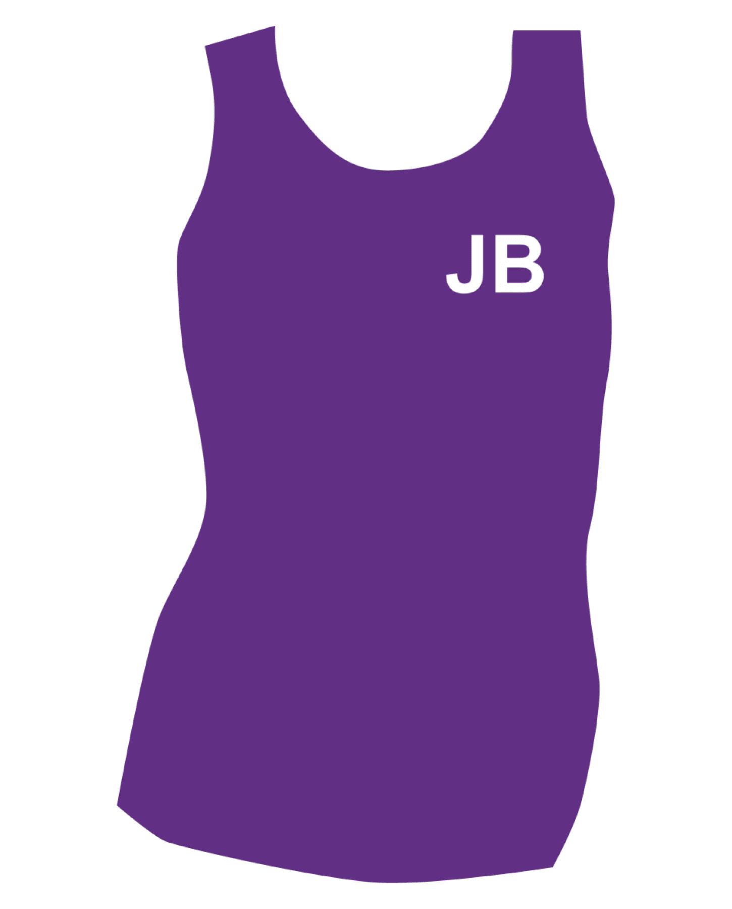 Cottenham Jaguars Netball Club – Vest Lady Fit